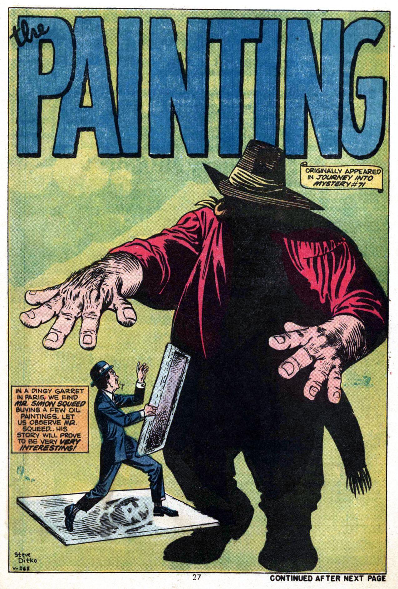 Read online Amazing Adventures (1970) comic -  Issue #24 - 27