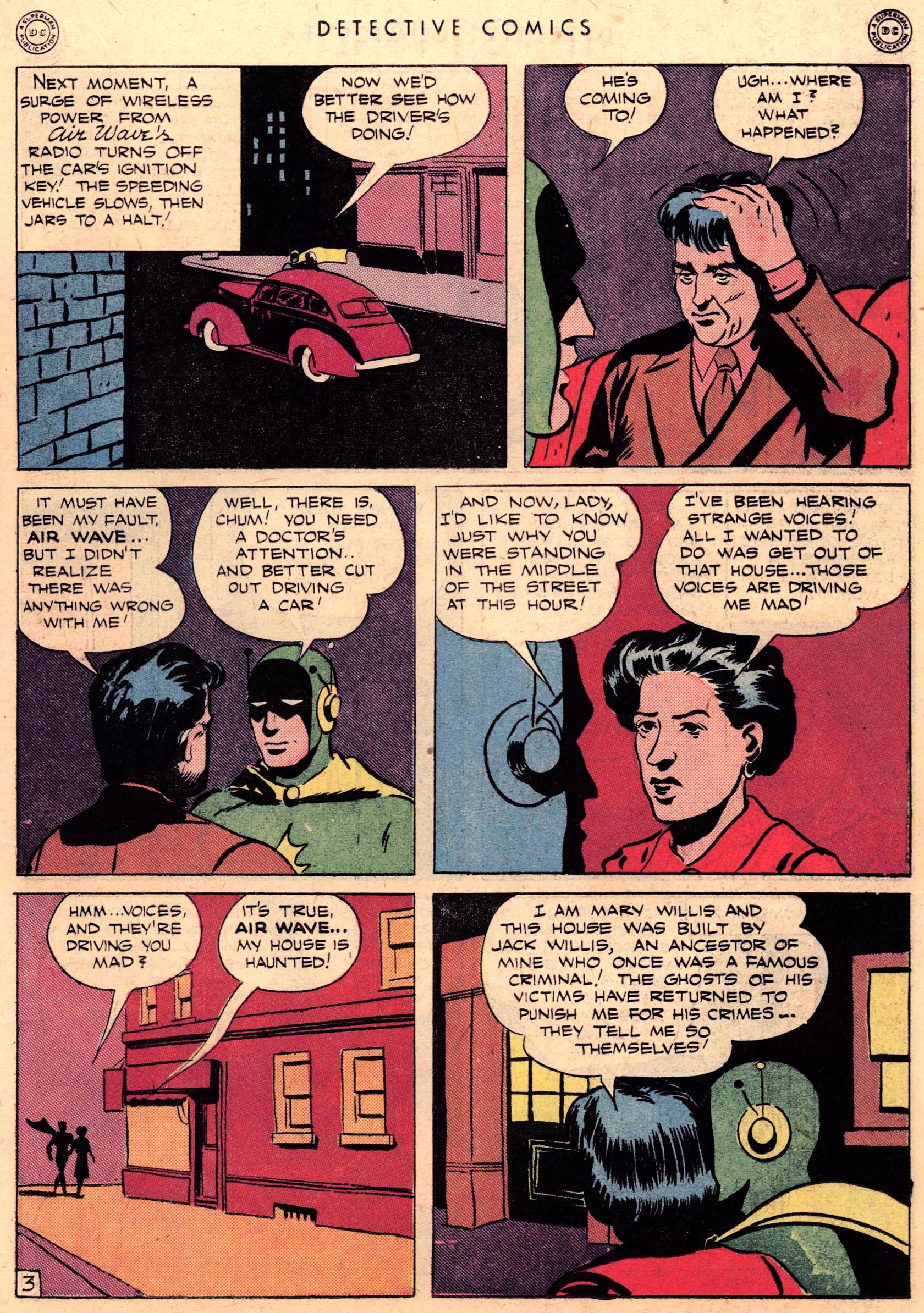 Read online Detective Comics (1937) comic -  Issue #95 - 33
