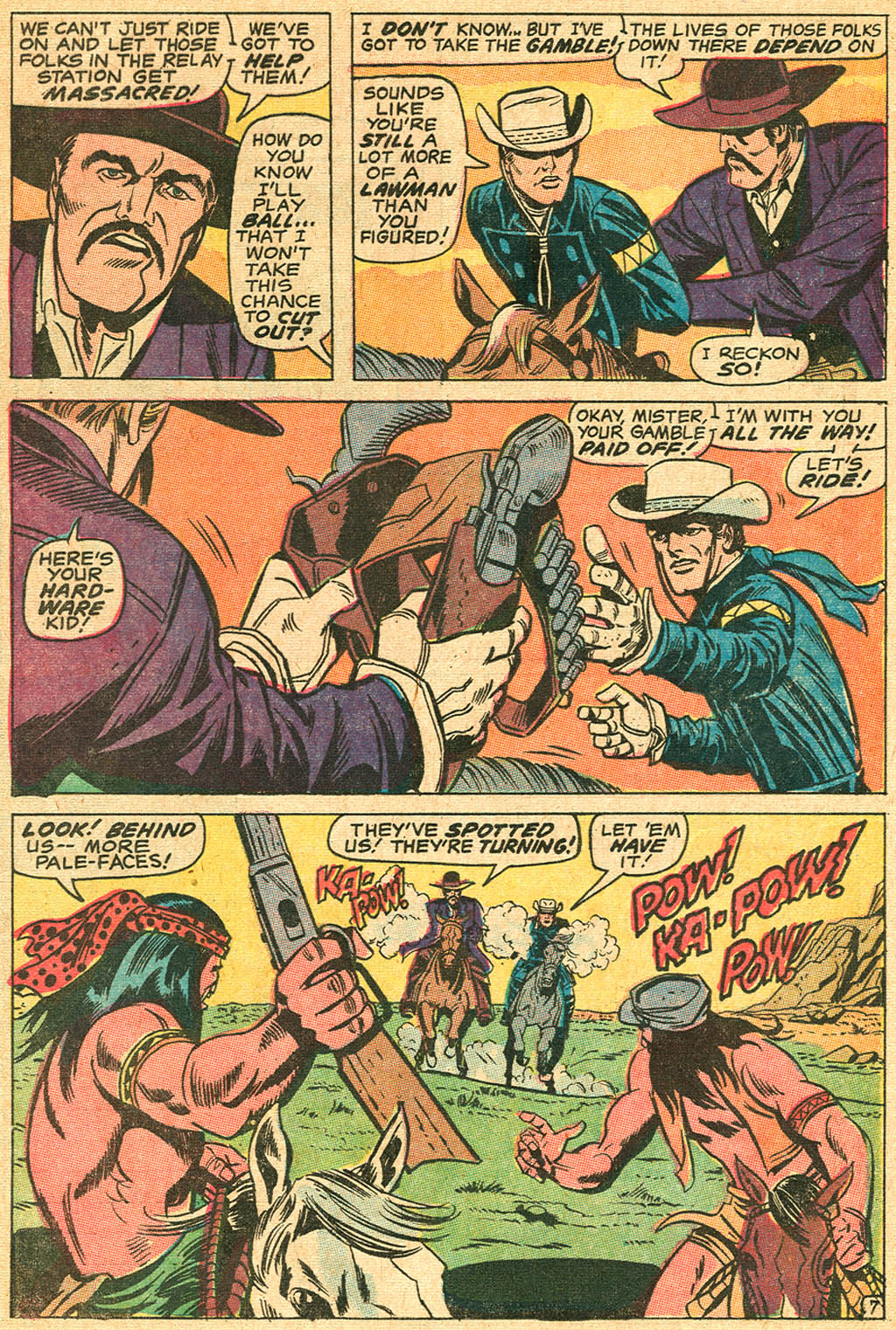 The Rawhide Kid (1955) issue 74 - Page 12