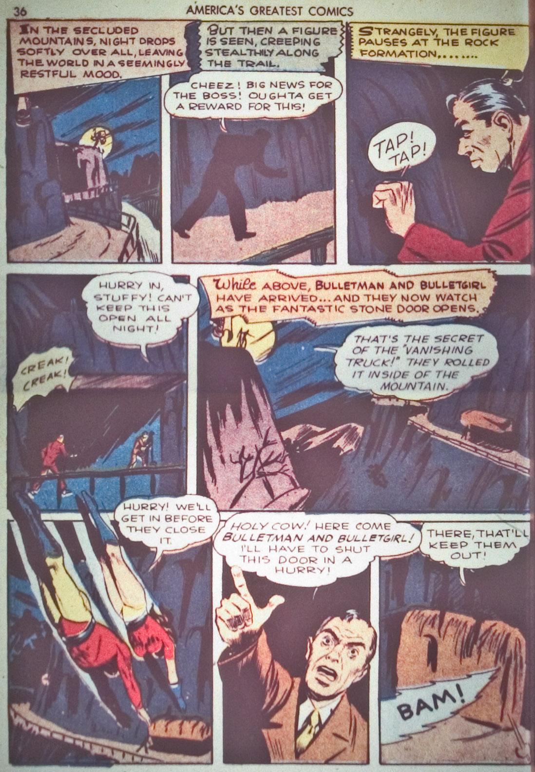 Read online America's Greatest Comics comic -  Issue #1 - 39