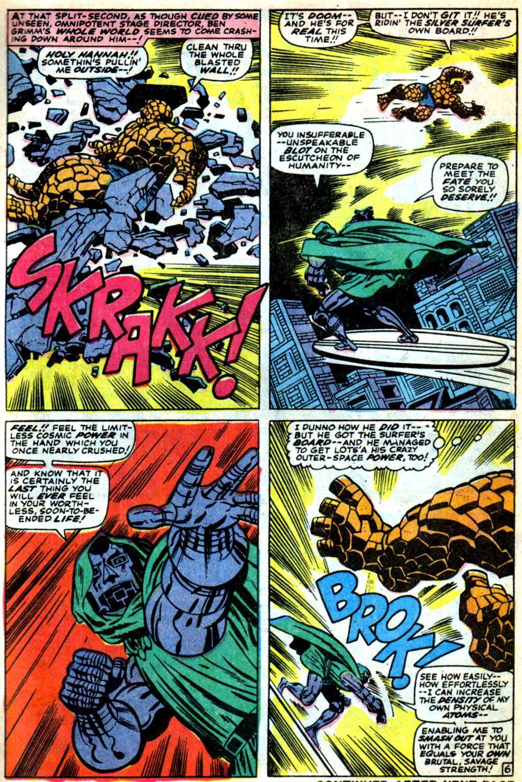 Marvel Triple Action (1972) issue 2 - Page 7