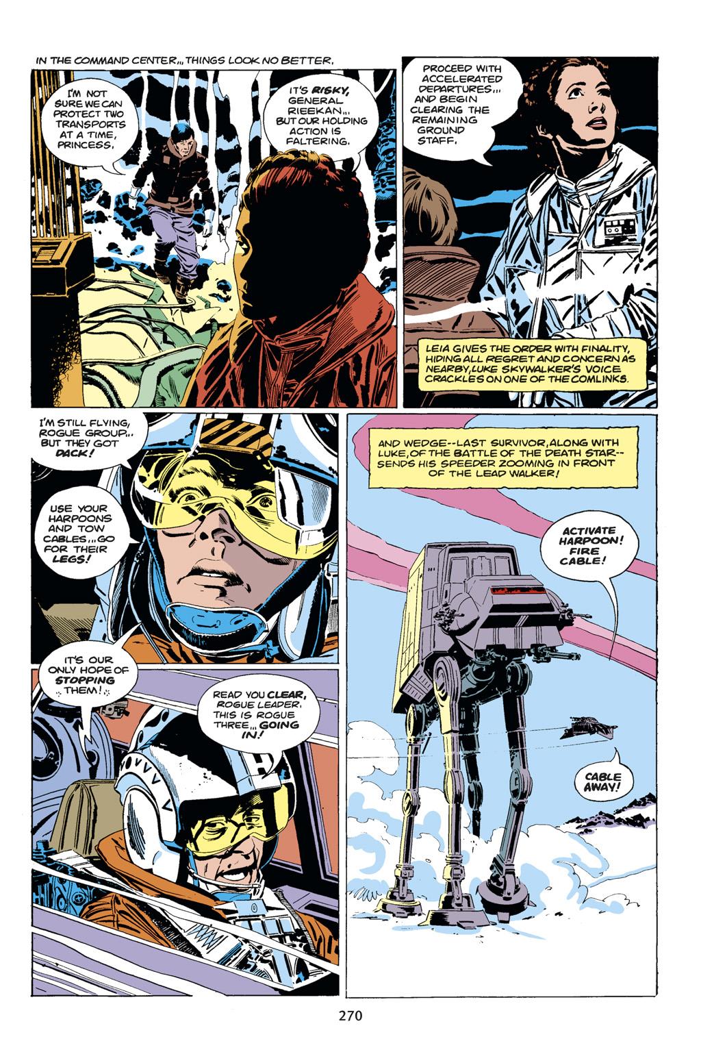 Read online Star Wars Omnibus comic -  Issue # Vol. 14 - 268