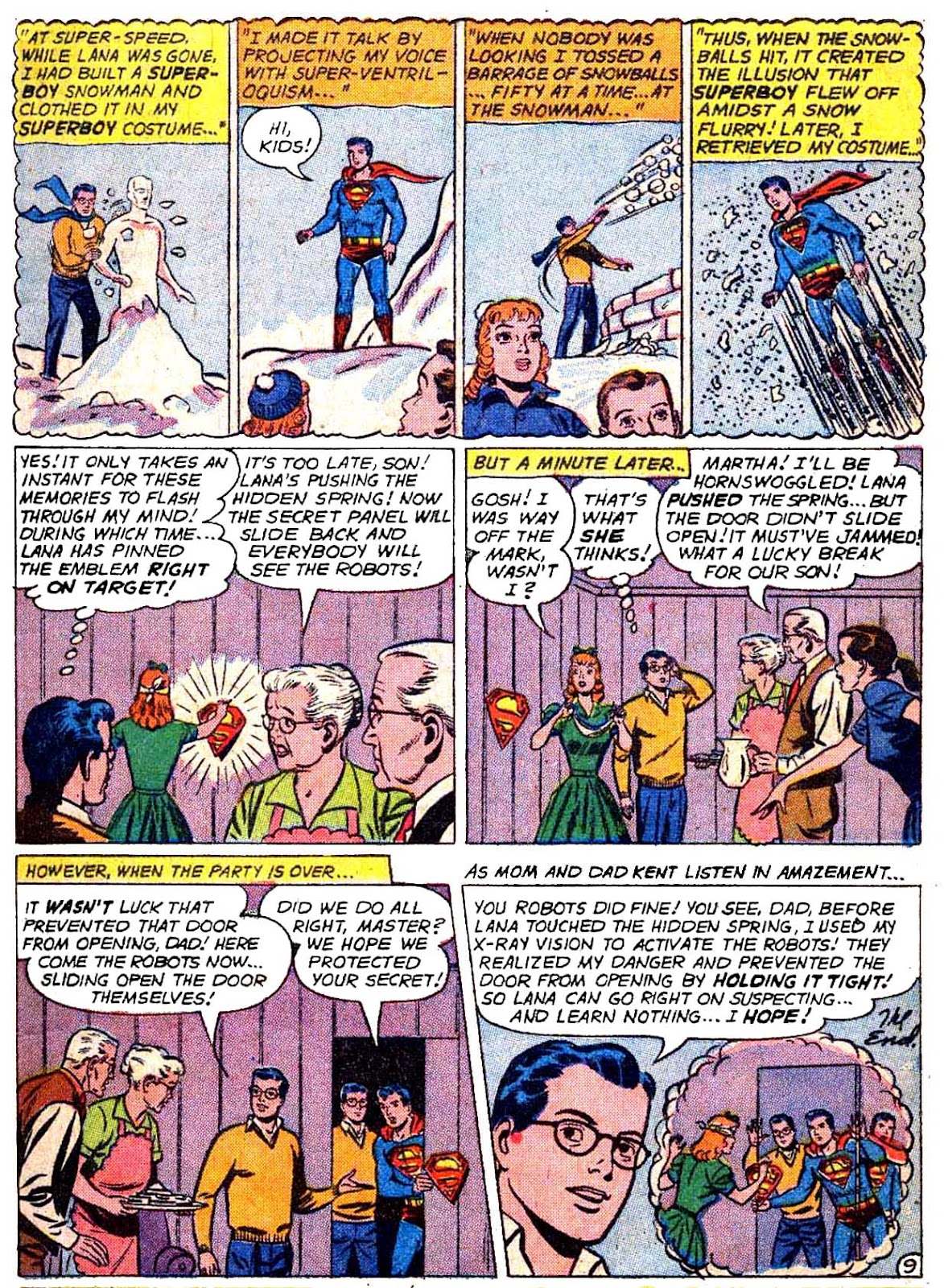 Superboy (1949) issue 87 - Page 10