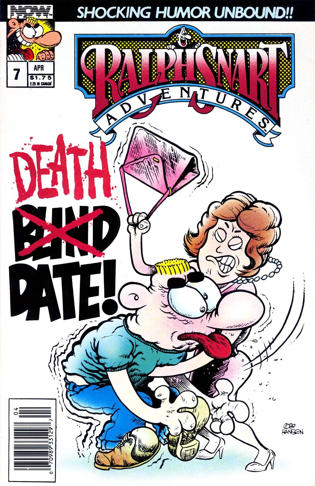 Ralph Snart Adventures (1988) 7 Page 1