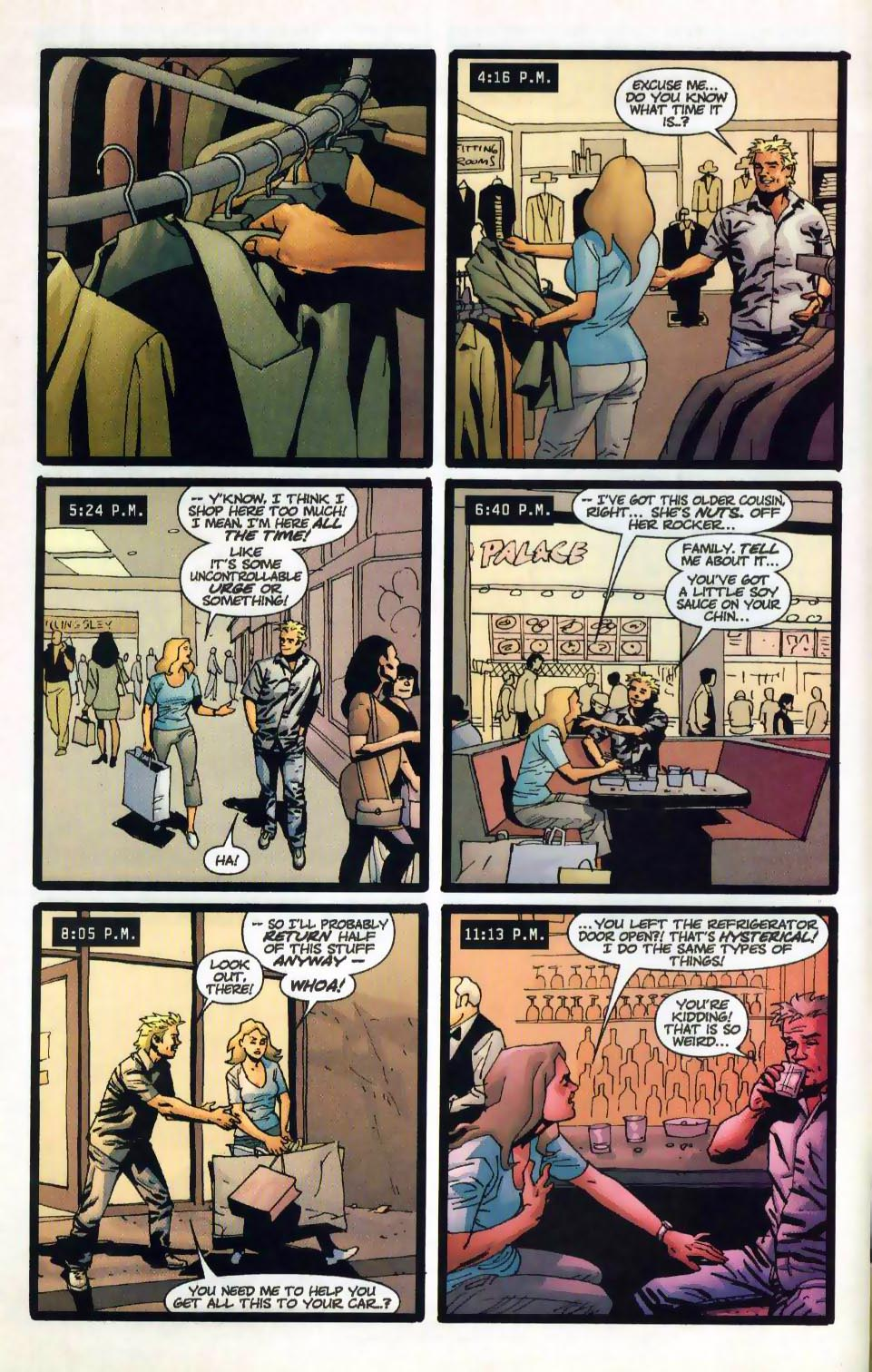 Wildcats (1999) Issue #15 #16 - English 3