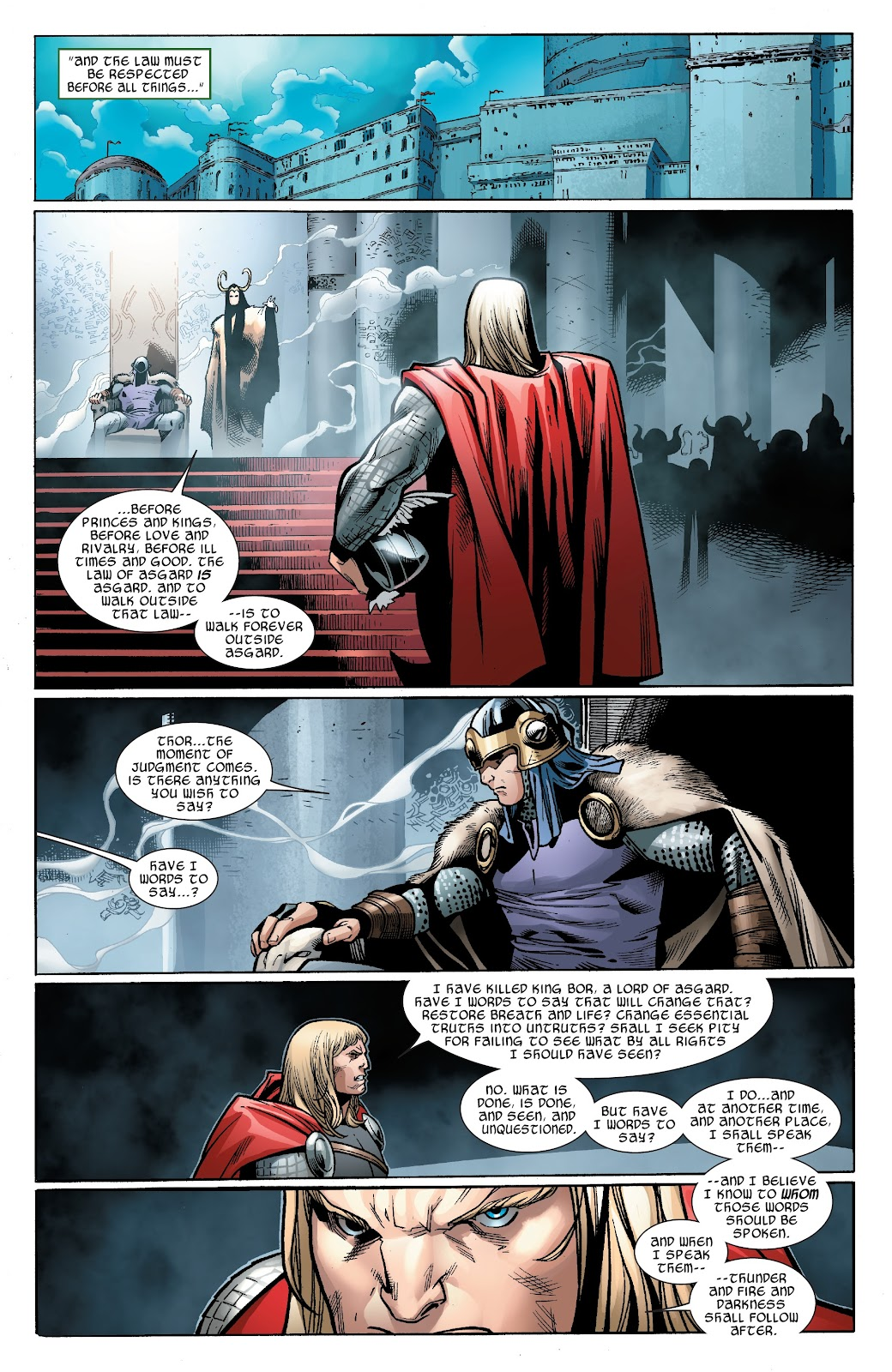 Read online Siege Prelude comic -  Issue # TPB (Part 1) - 69