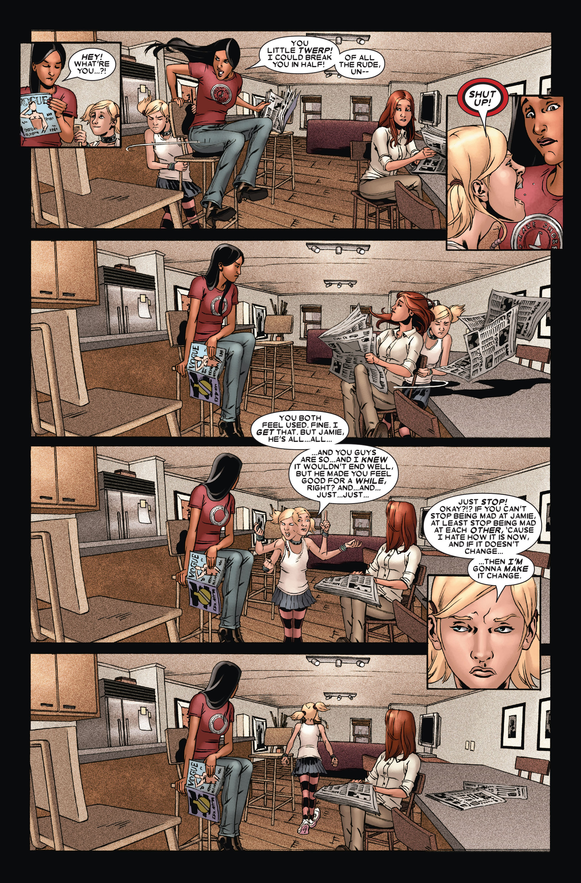 Read online X-Factor (2006) comic -  Issue #14 - 18