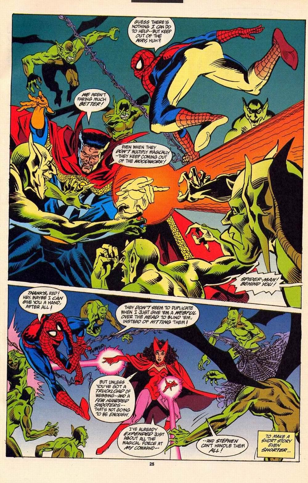 Read online Secret Defenders comic -  Issue #6 - 20