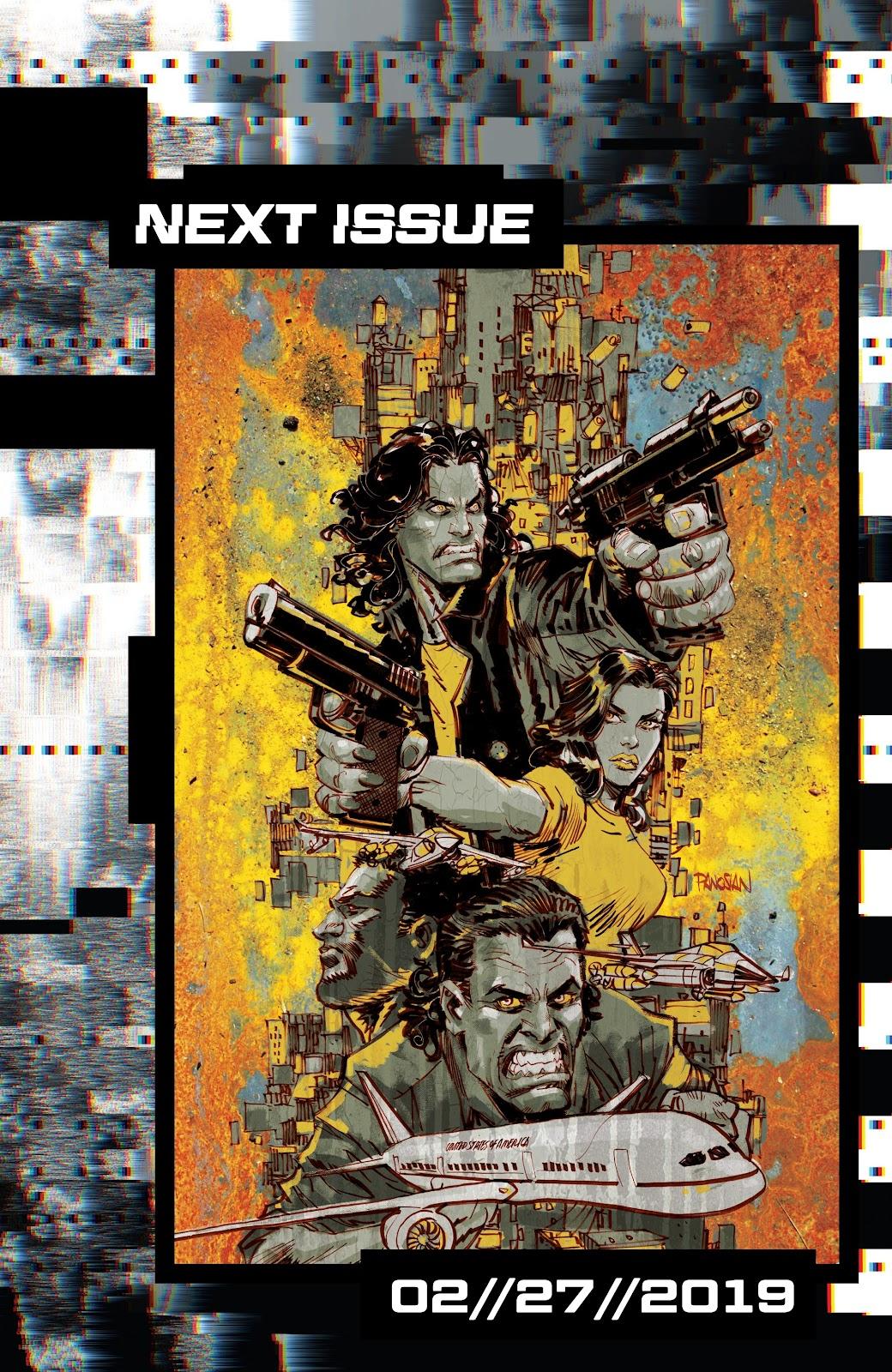 Read online Hardcore comic -  Issue #2 - 24