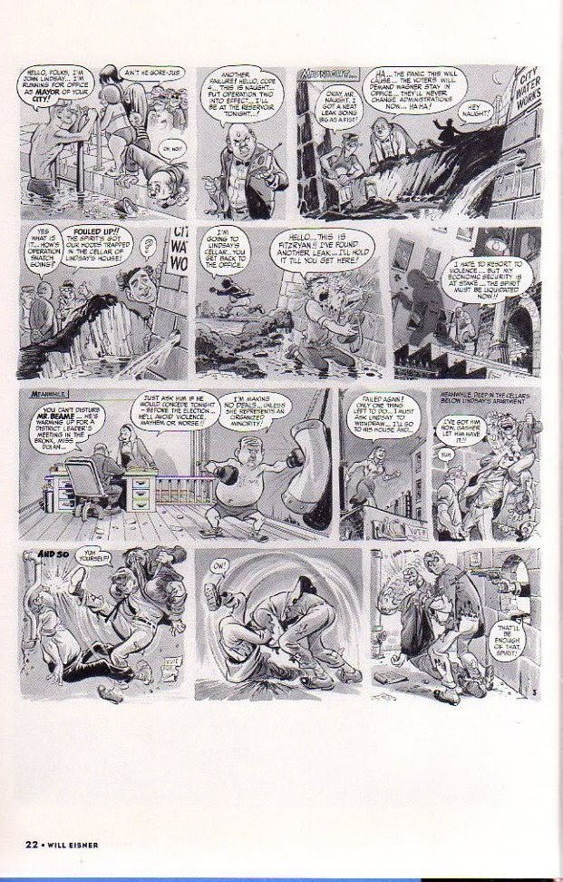 Read online Will Eisner's The Spirit Archives comic -  Issue # TPB 26 (Part 1) - 29
