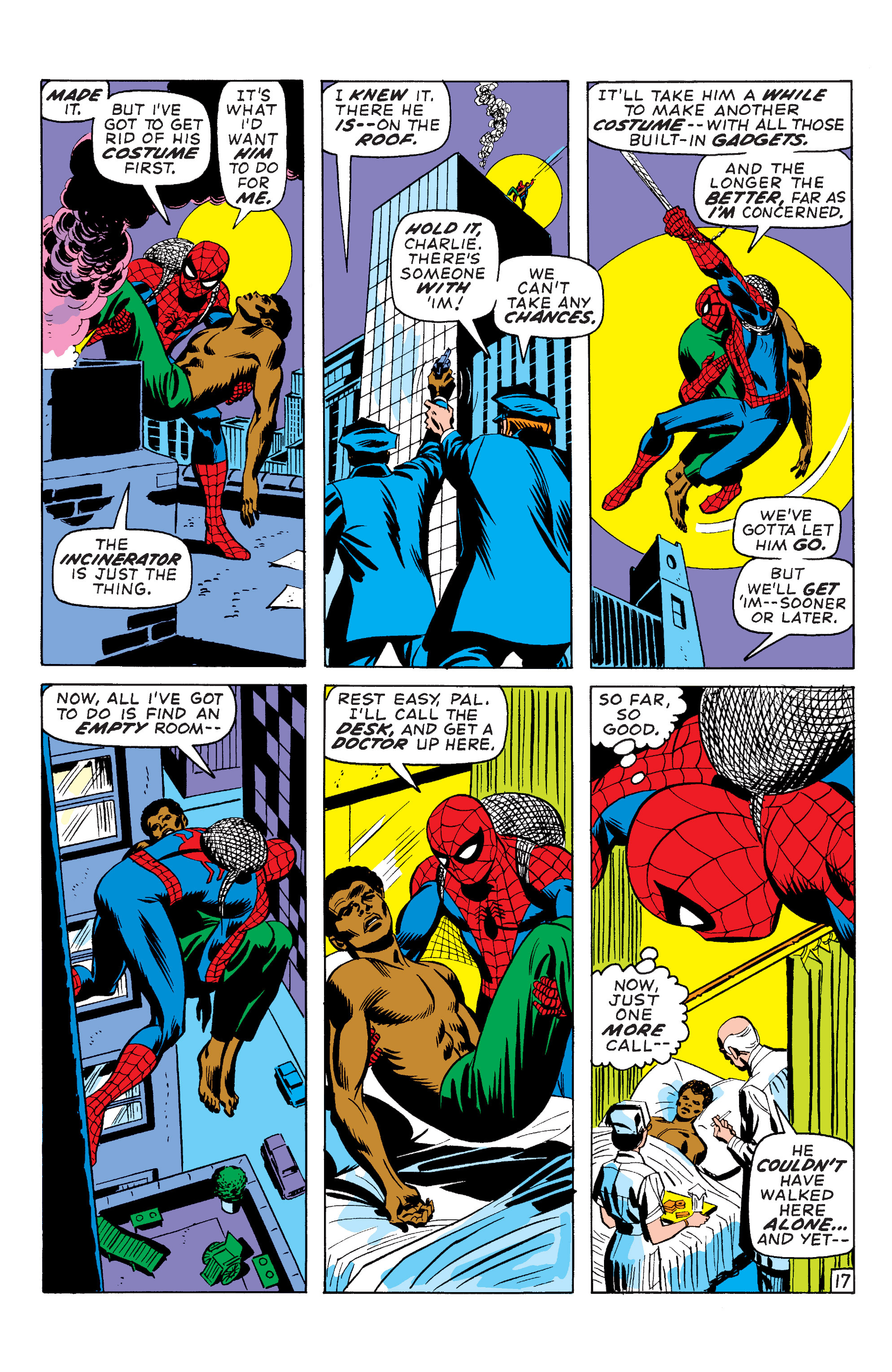 The Amazing Spider-Man (1963) 93 Page 16