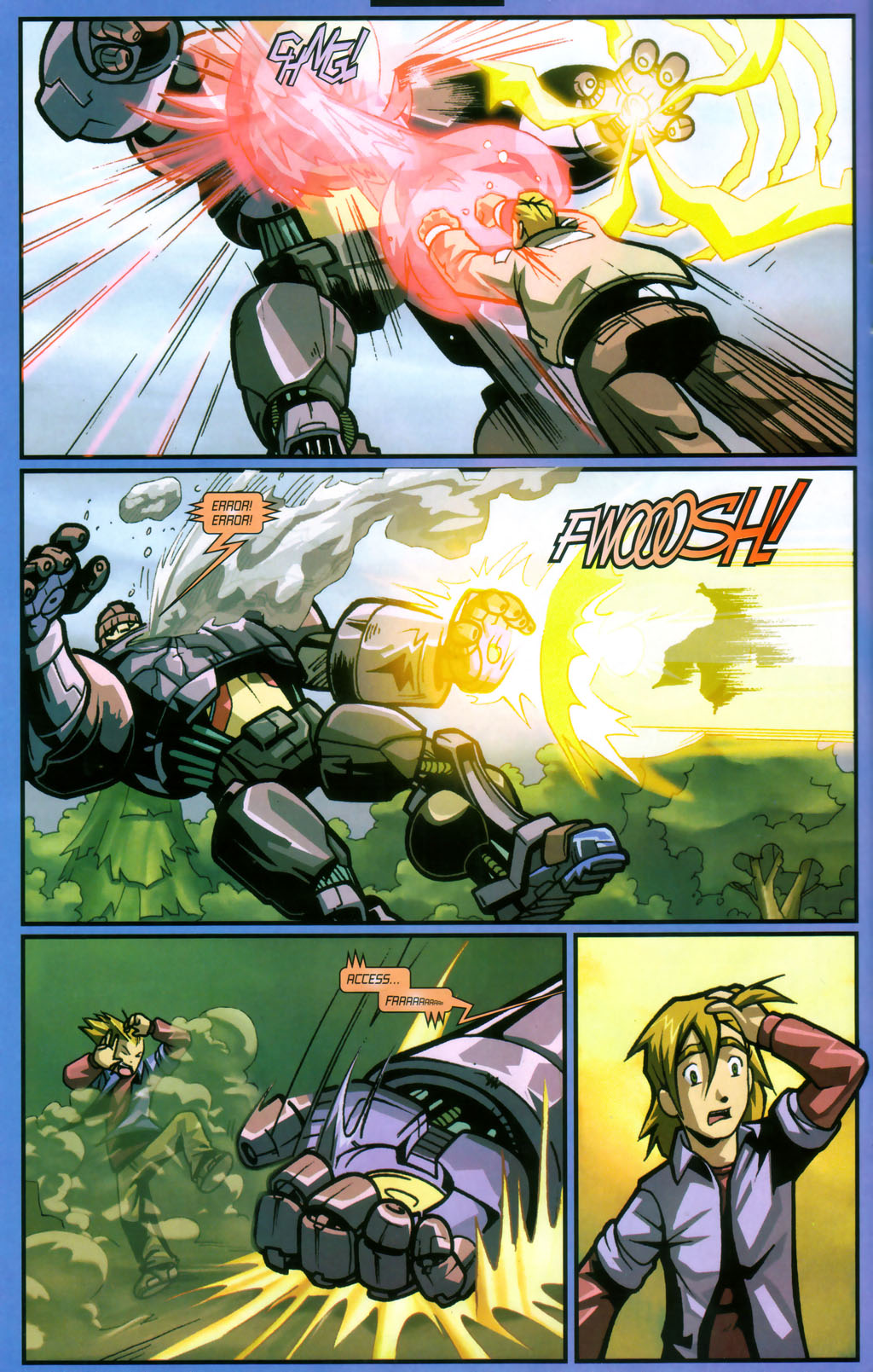 Read online Sentinel comic -  Issue #12 - 10