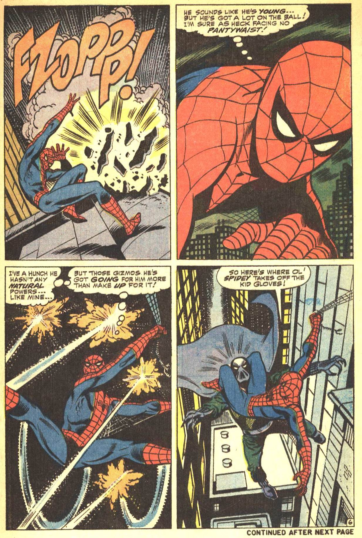 The Amazing Spider-Man (1963) 79 Page 6