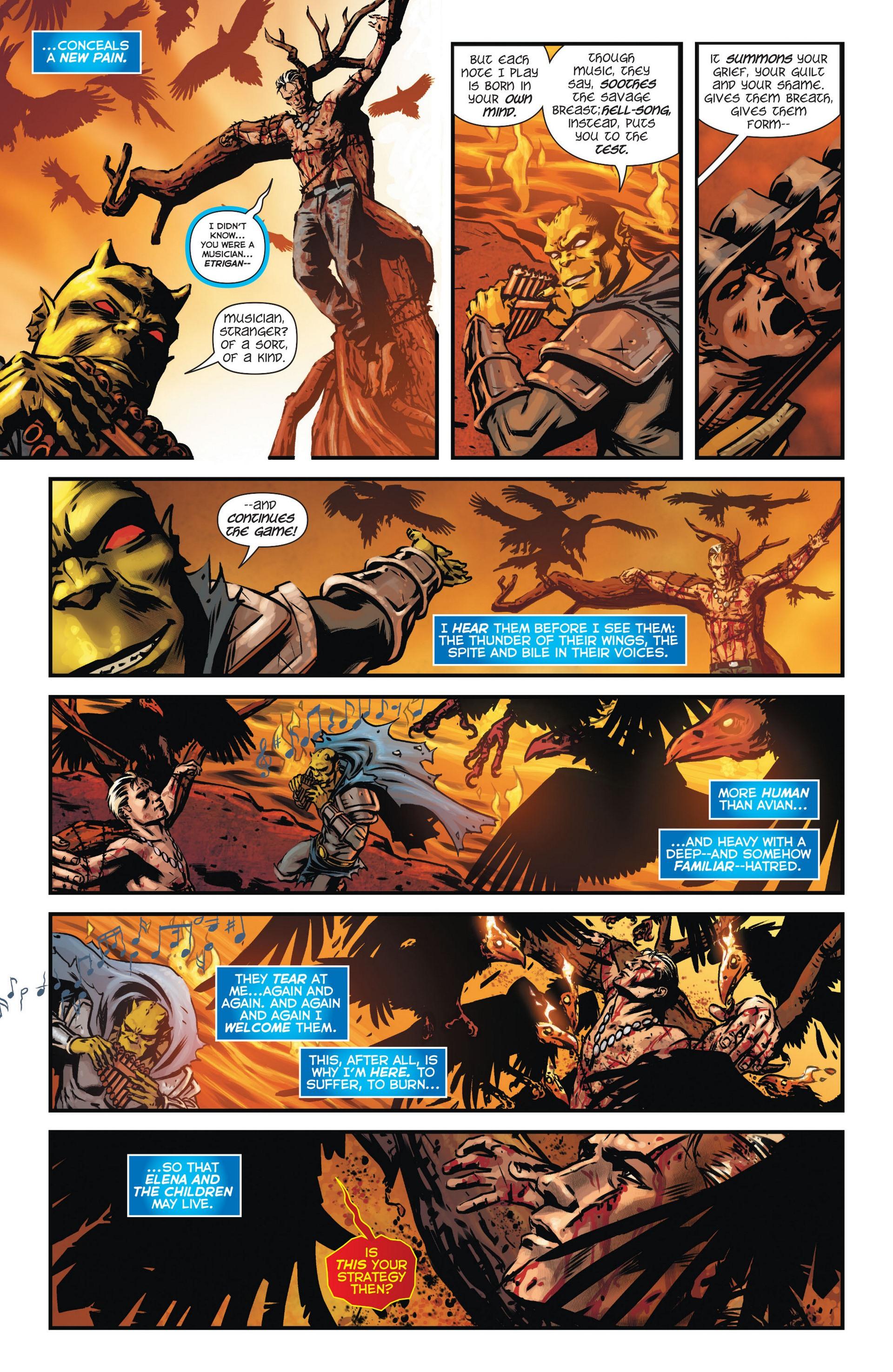 Read online Trinity of Sin: The Phantom Stranger comic -  Issue #9 - 3