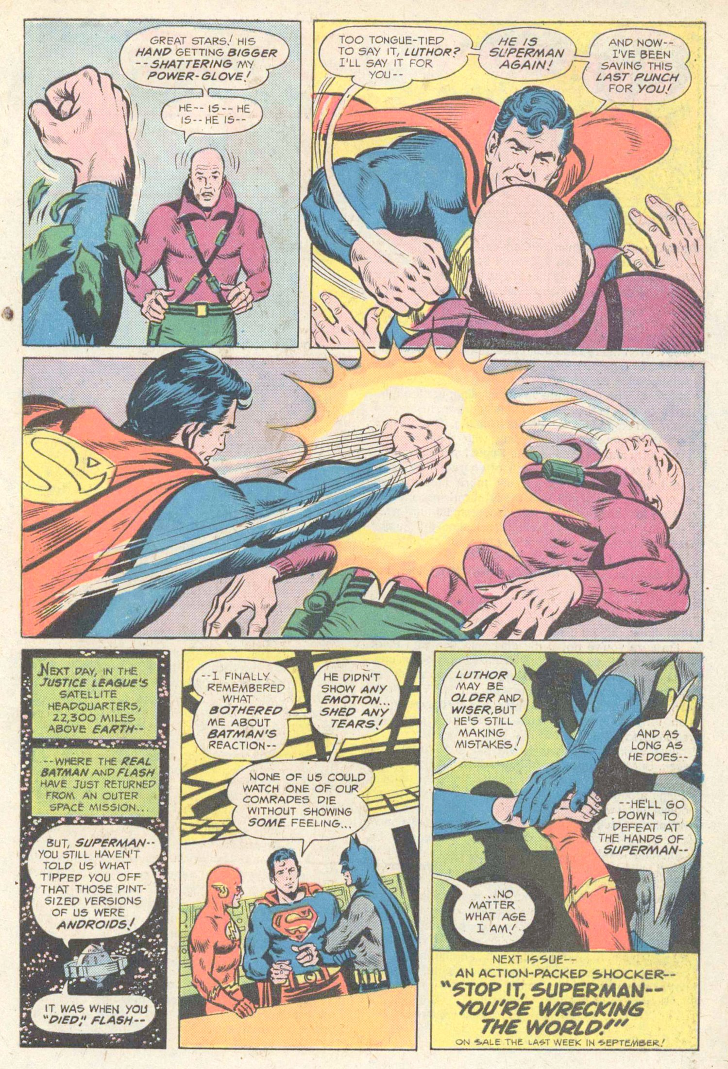 Read online Action Comics (1938) comic -  Issue #466 - 31