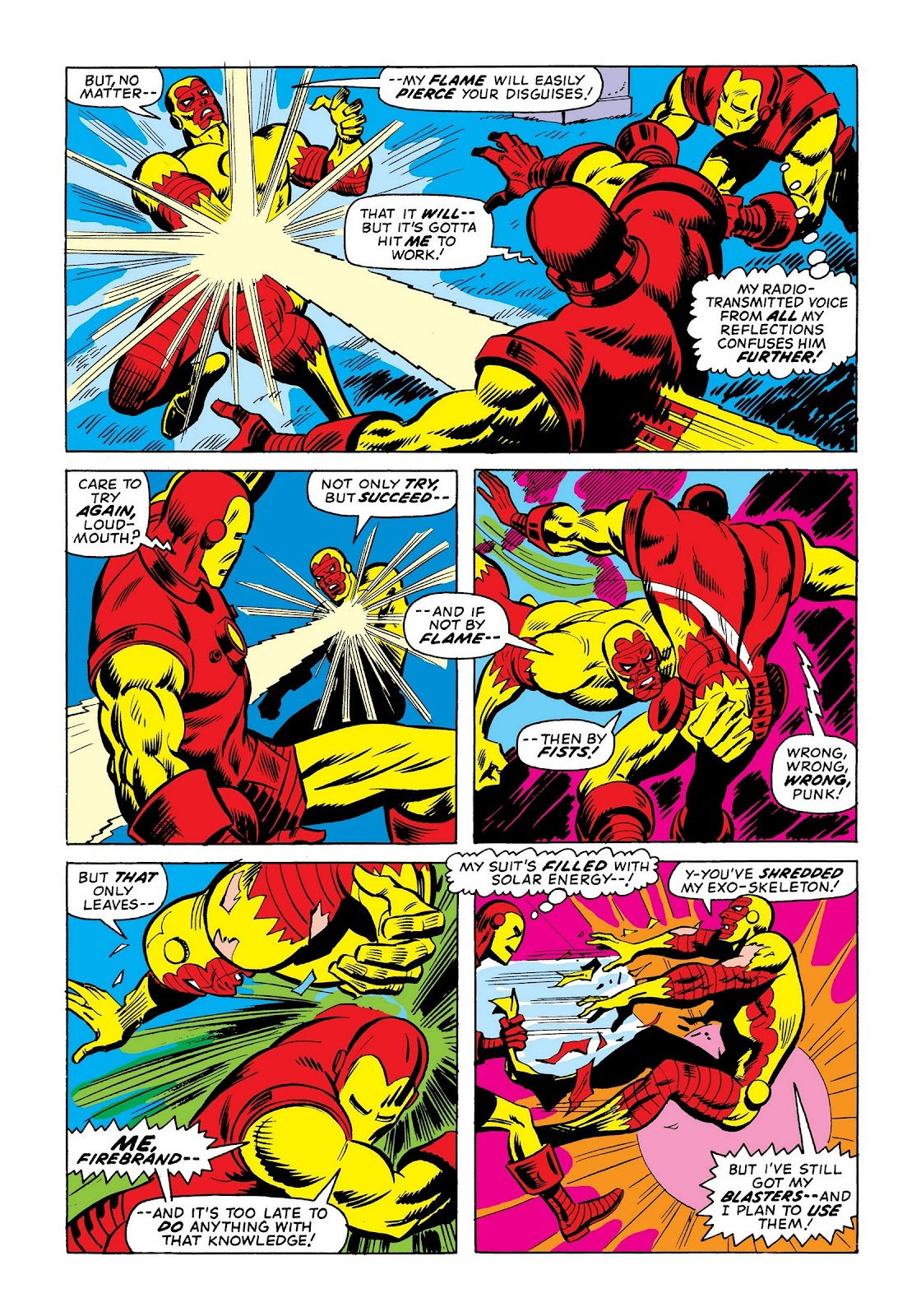 Read online Marvel Masterworks: The Invincible Iron Man comic -  Issue # TPB 9 (Part 2) - 29