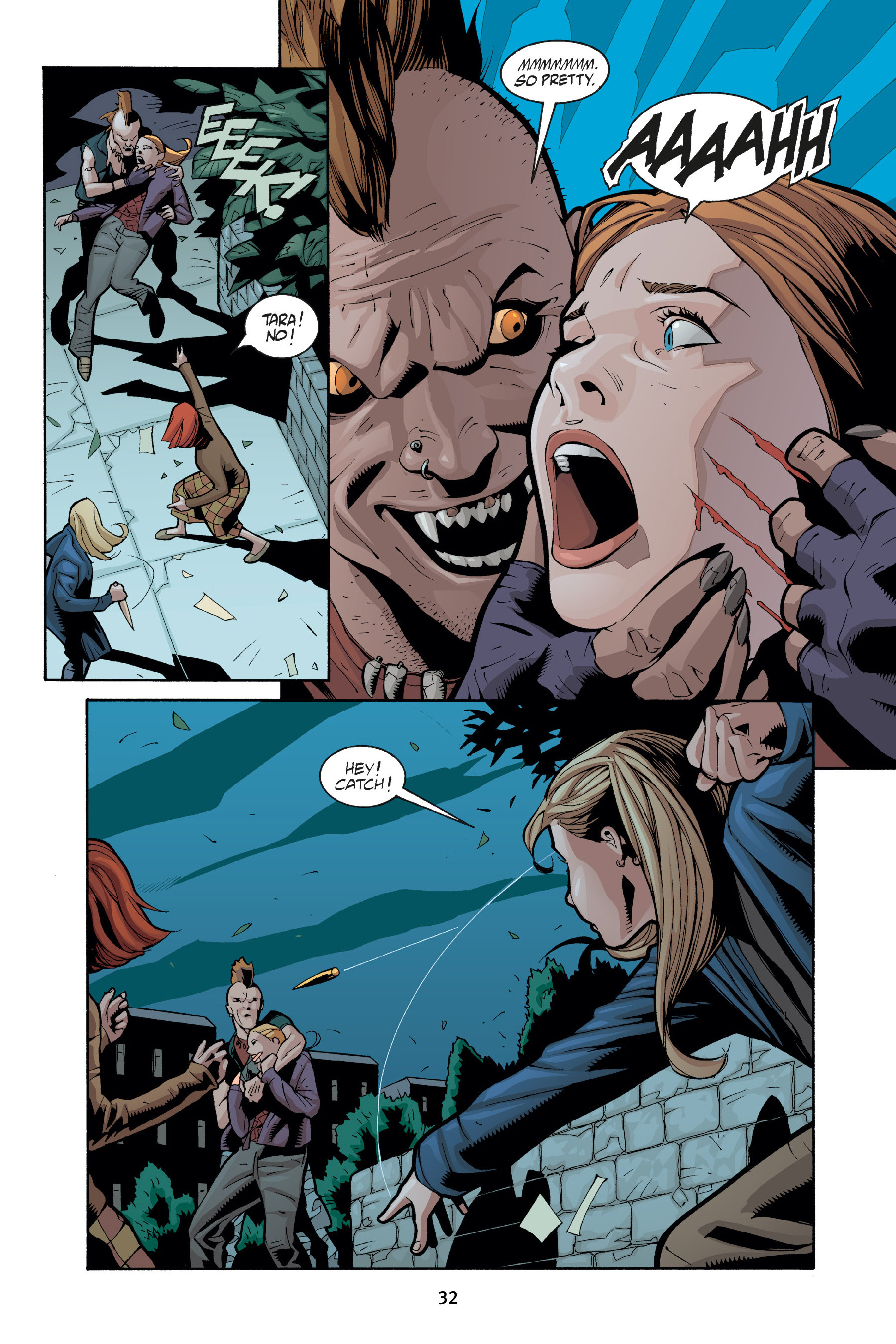 Read online Buffy the Vampire Slayer: Omnibus comic -  Issue # TPB 7 - 34