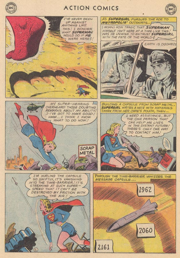 Read online Action Comics (1938) comic -  Issue #285 - 24