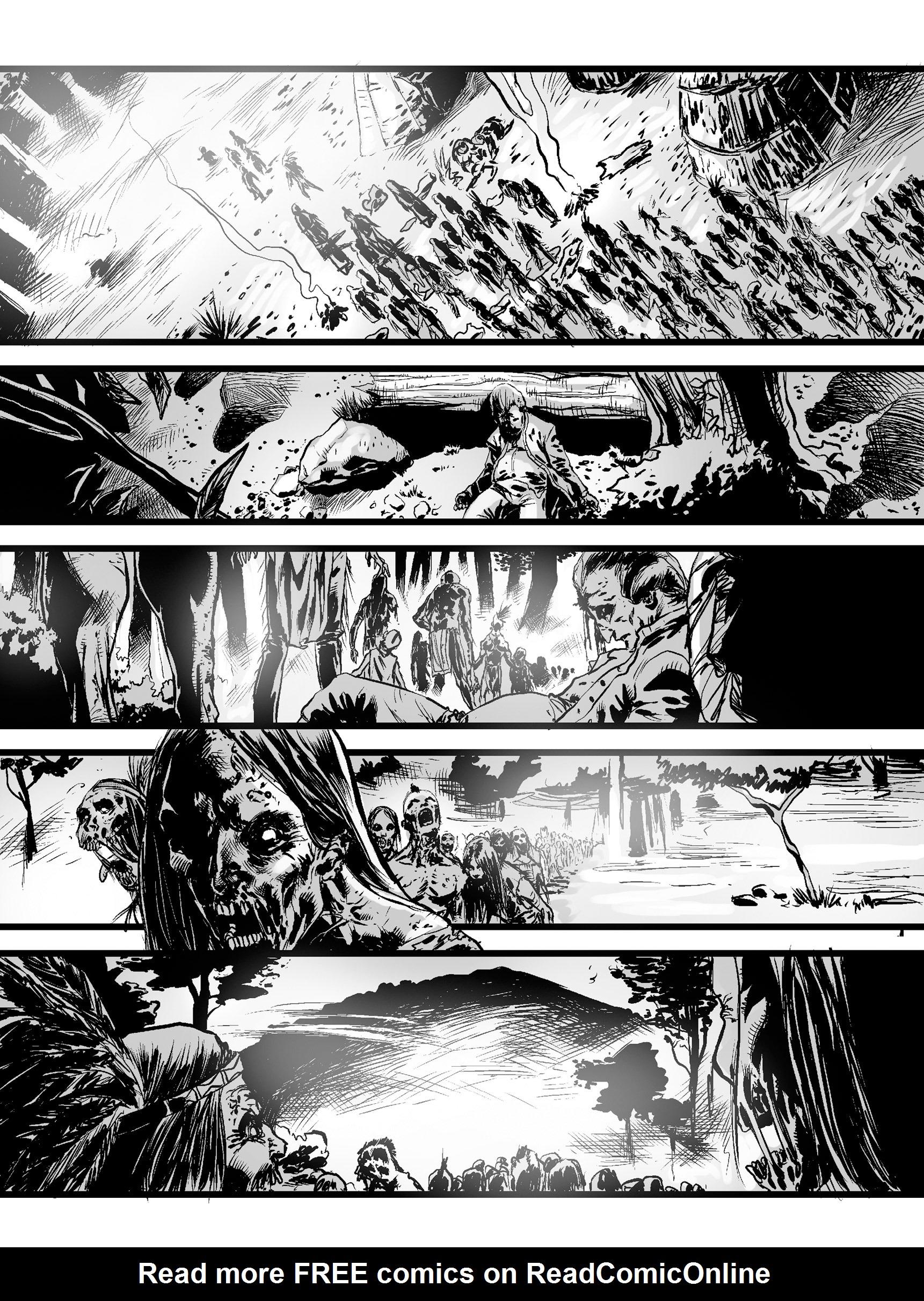 Read online FUBAR comic -  Issue #3 - 38