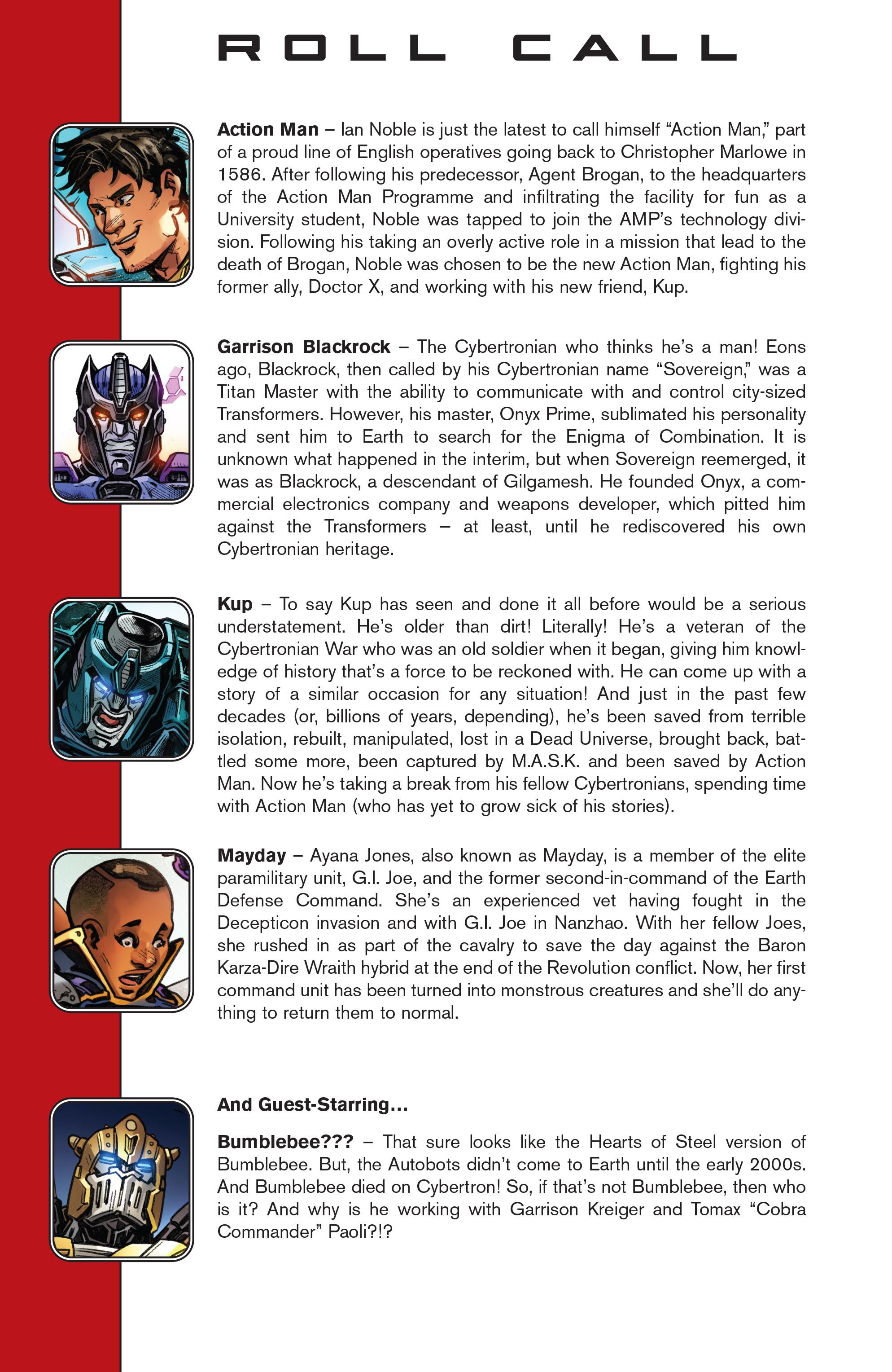 Read online Revolutionaries comic -  Issue #5 - 4