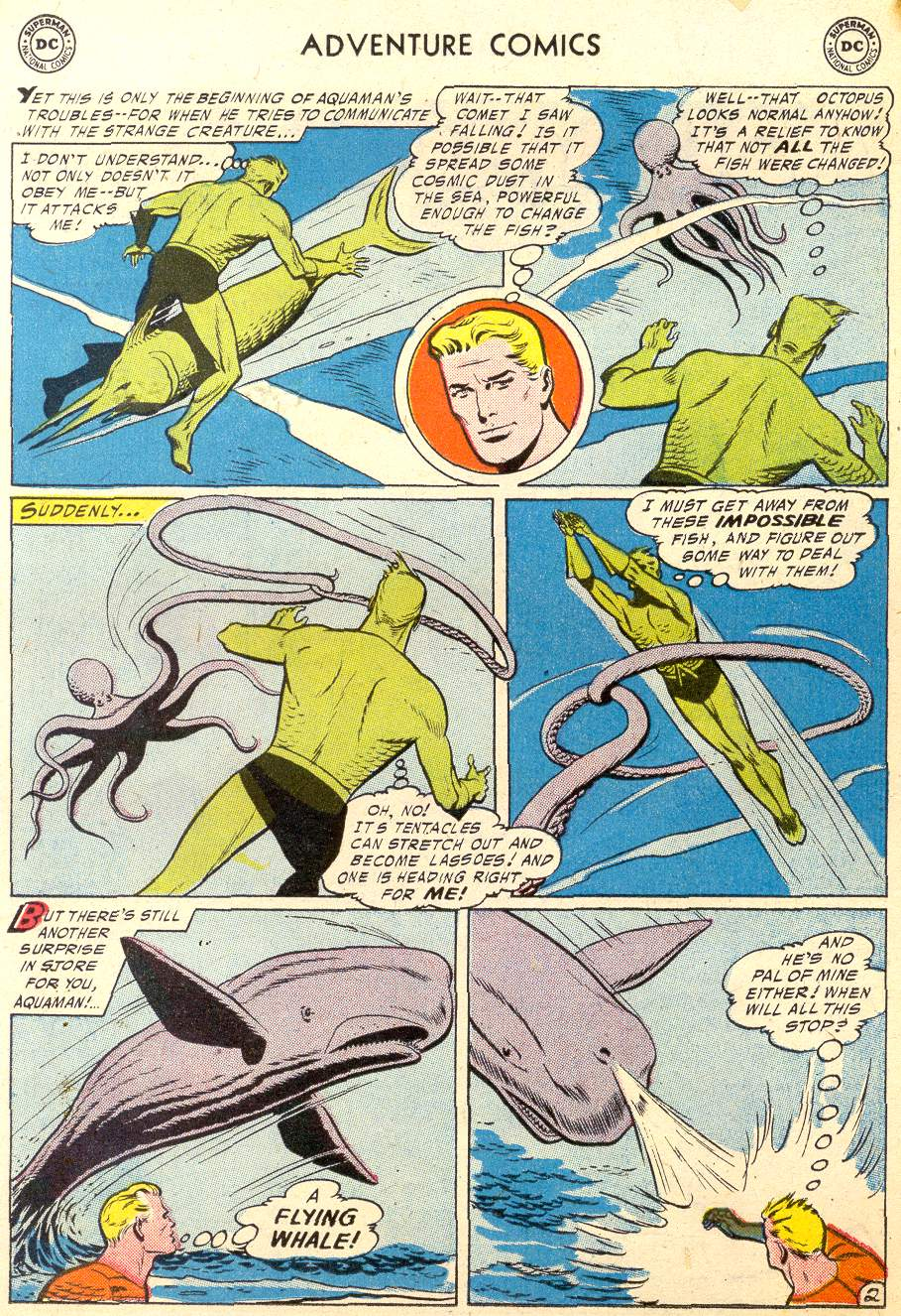 Read online Adventure Comics (1938) comic -  Issue #215 - 18