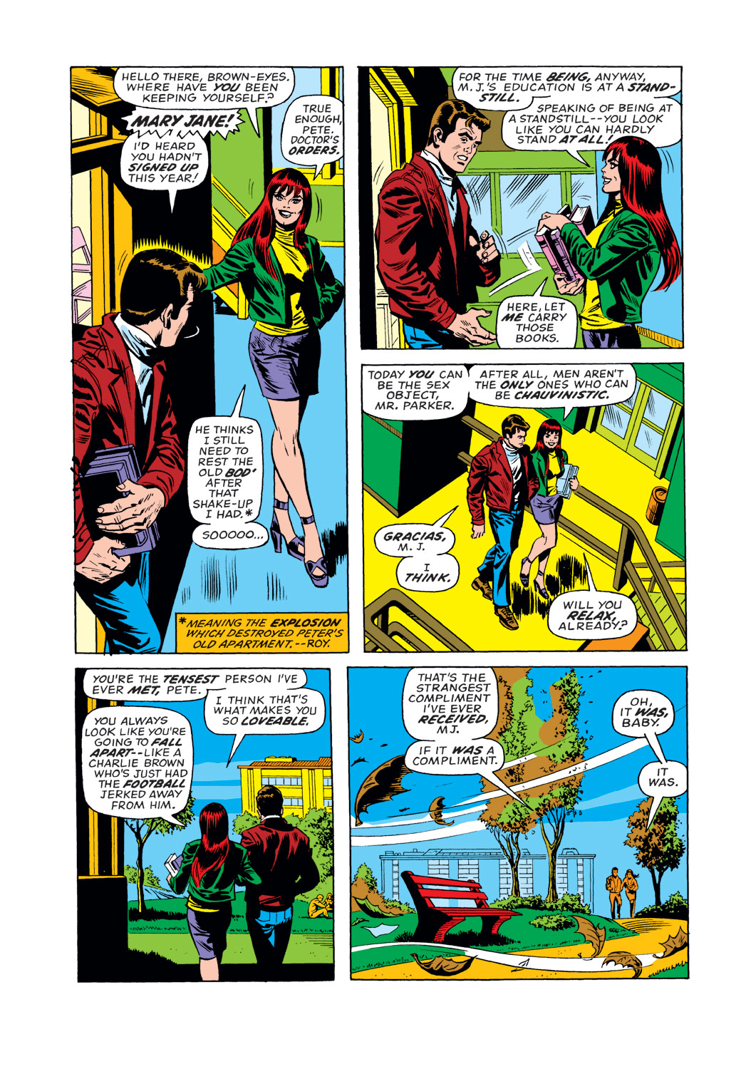The Amazing Spider-Man (1963) 141 Page 7