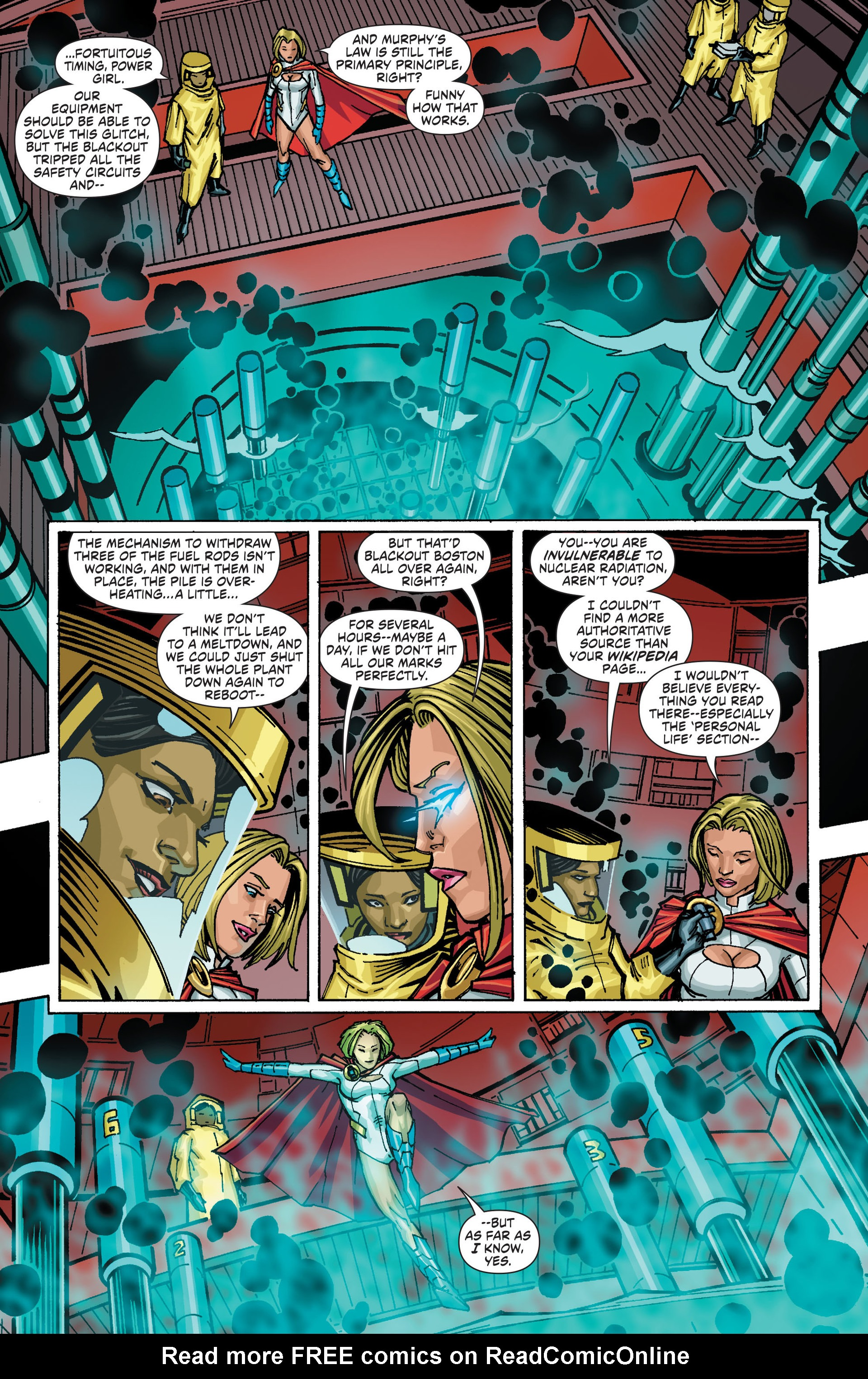 Read online Worlds' Finest comic -  Issue #24 - 14