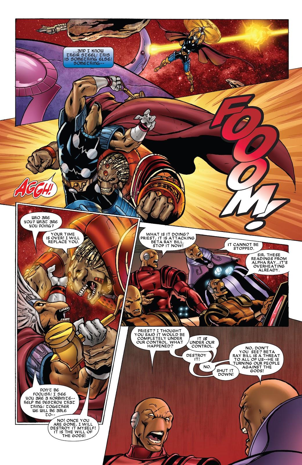 Read online Thor: Ragnaroks comic -  Issue # TPB (Part 3) - 73