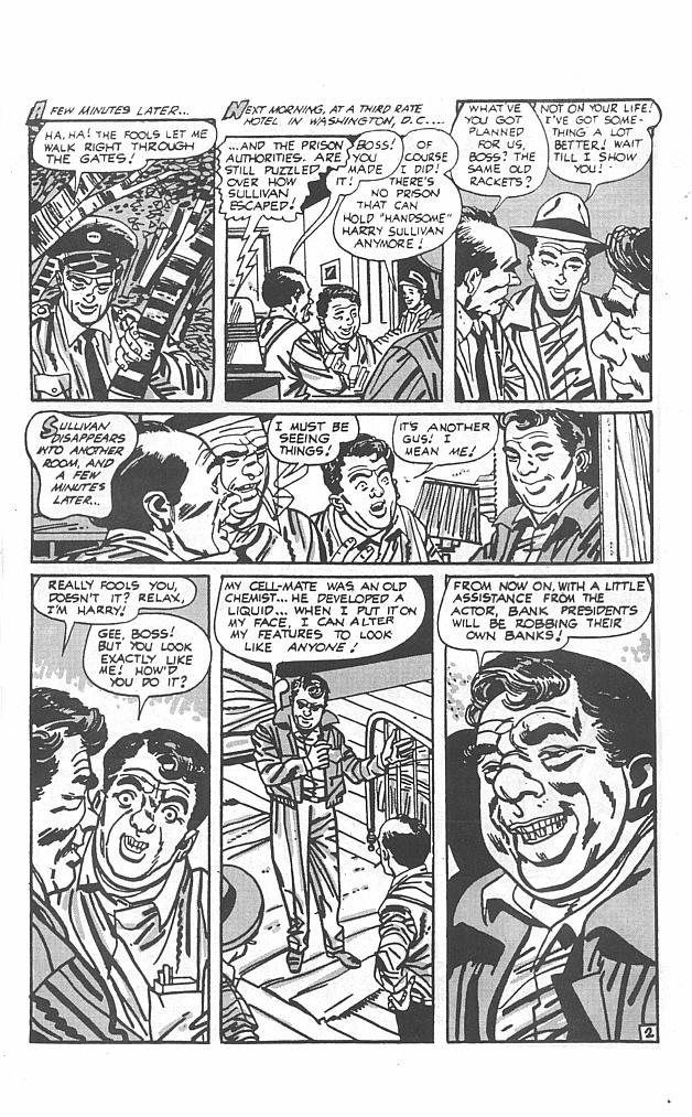 Read online Golden-Age Men of Mystery comic -  Issue #5 - 36