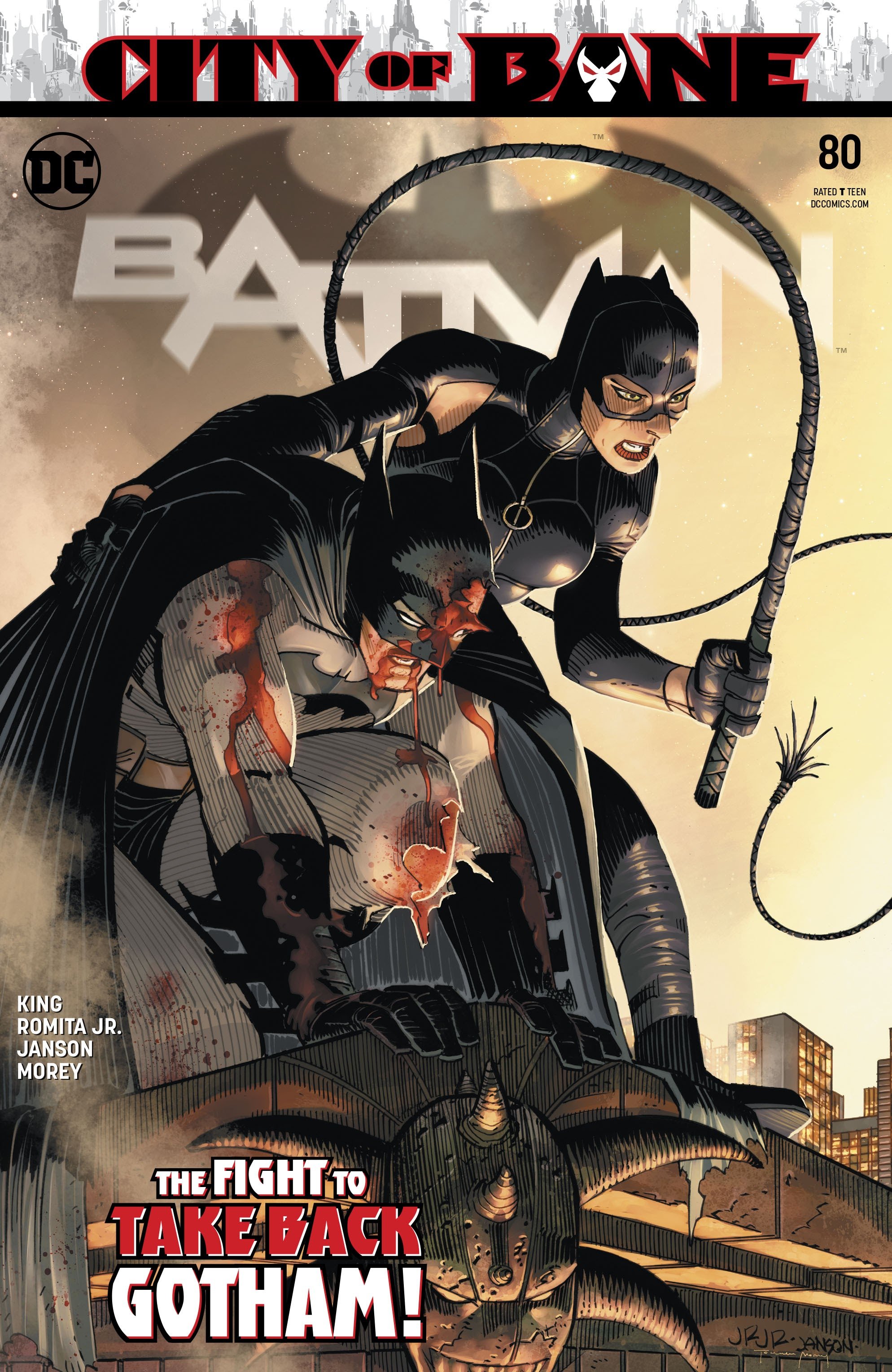 Batman (2016) issue 80 - Page 1