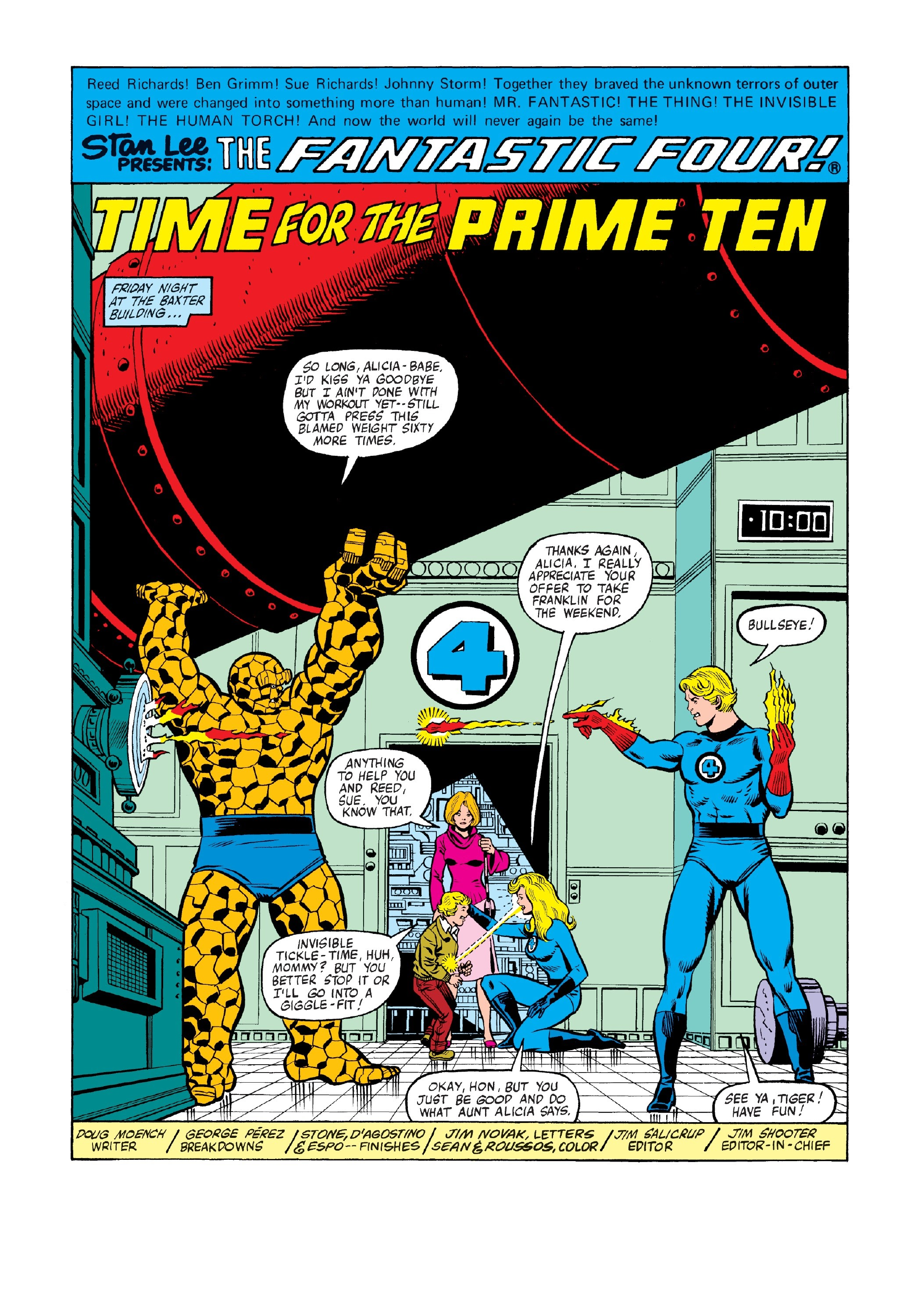 Marvel Masterworks: The Fantastic Four #TPB_20_(Part_2) - Read