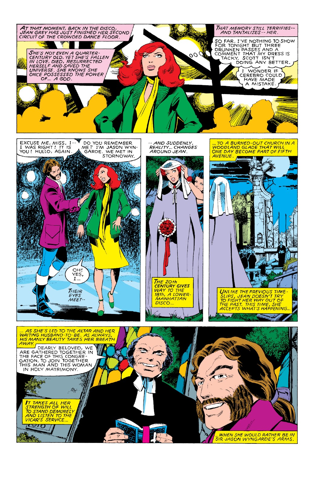 Read online X-Men Milestones: Dark Phoenix Saga comic -  Issue # TPB (Part 1) - 32