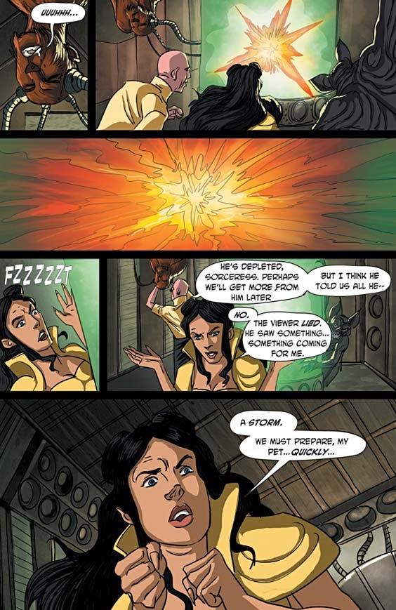 Read online Tin Man comic -  Issue # Full - 14