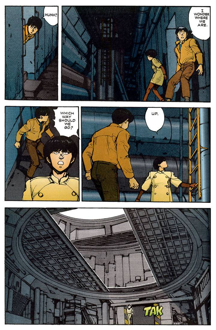 Read online Akira comic -  Issue #11 - 39
