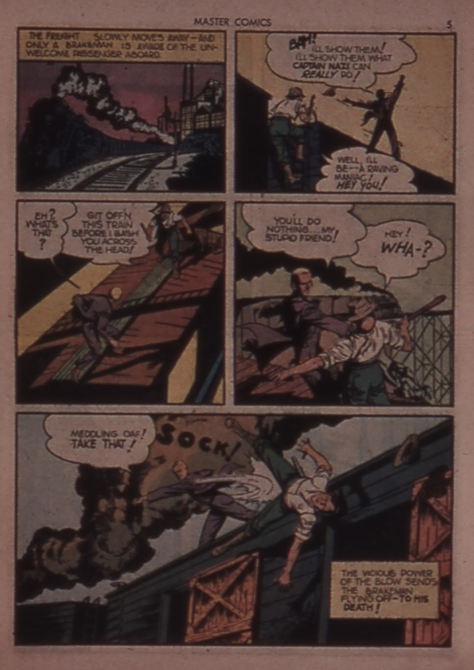 Master Comics issue 30 - Page 5