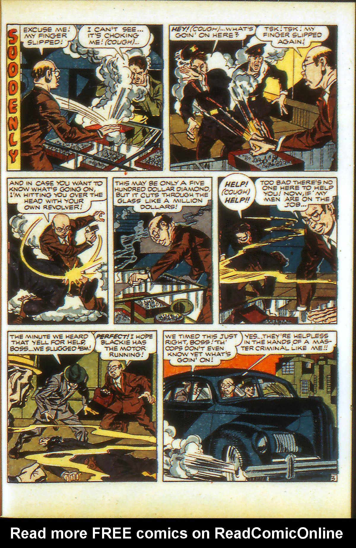 Read online Adventure Comics (1938) comic -  Issue #89 - 5
