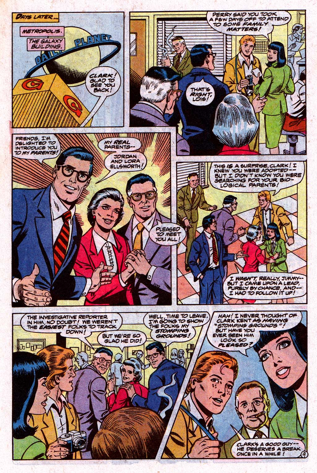 Read online Action Comics (1938) comic -  Issue #582 - 15