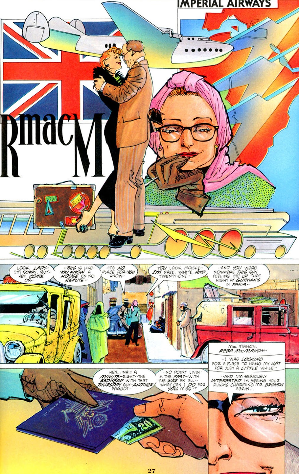 Blackhawk (1988) issue 1 - Page 29