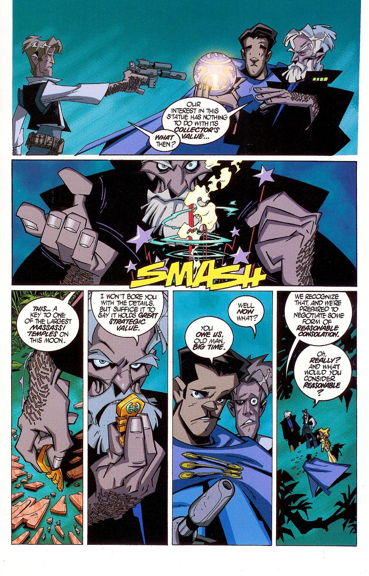 Read online Star Wars Omnibus comic -  Issue # Vol. 12 - 202