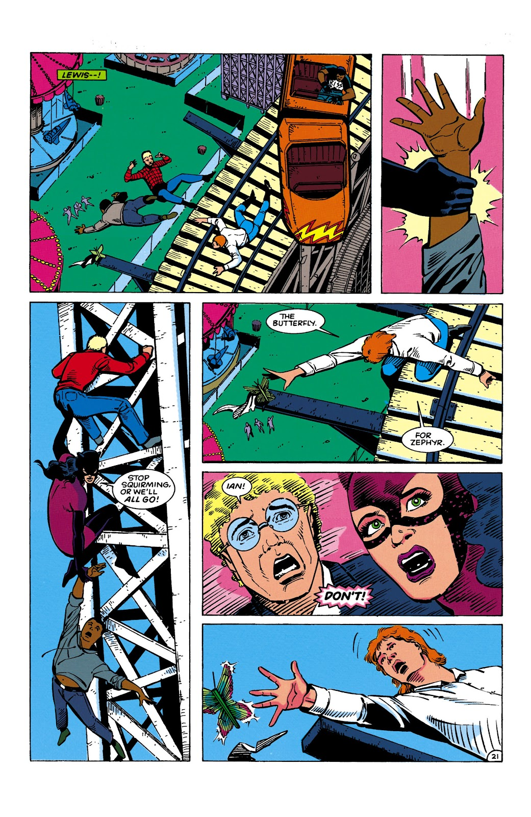 Catwoman (1993) Issue #9 #14 - English 22