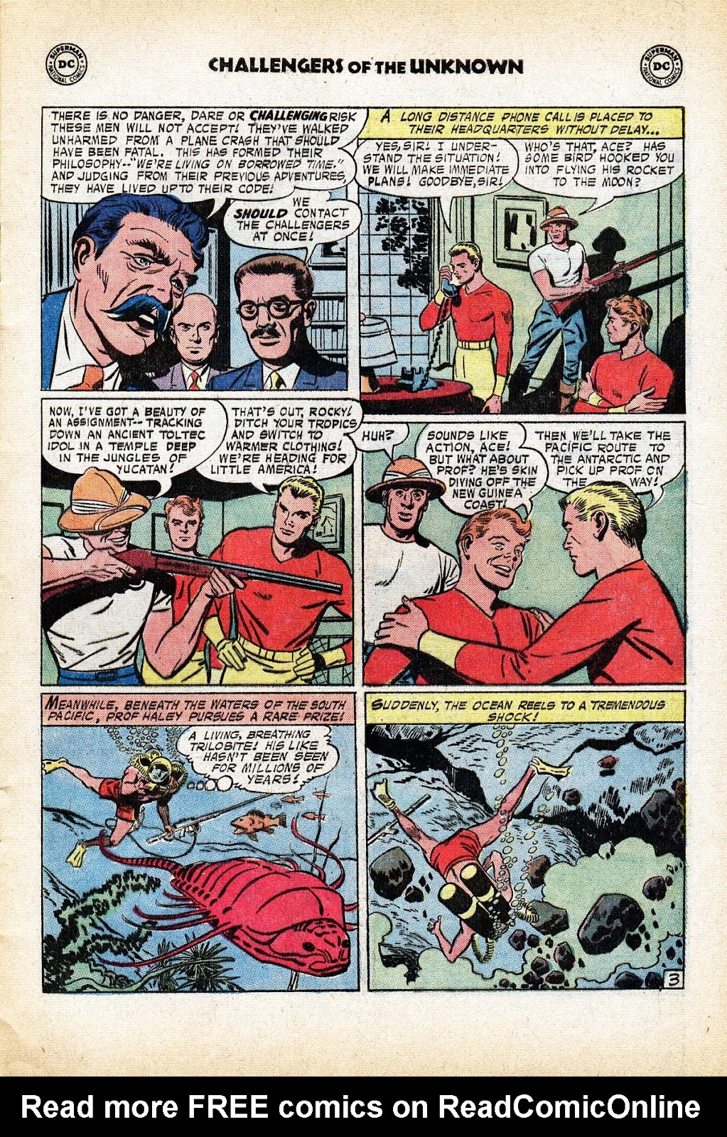 Challengers of the Unknown (1958) issue 80 - Page 5