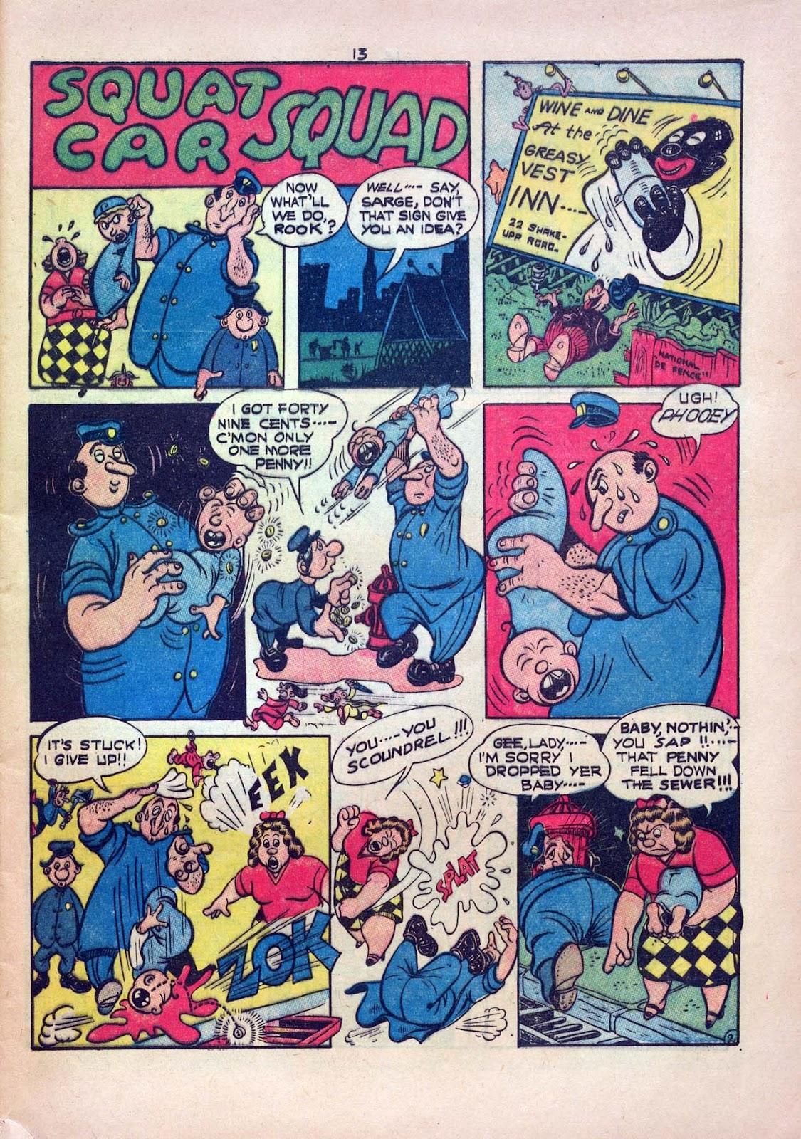 Read online Joker Comics comic -  Issue #2 - 15