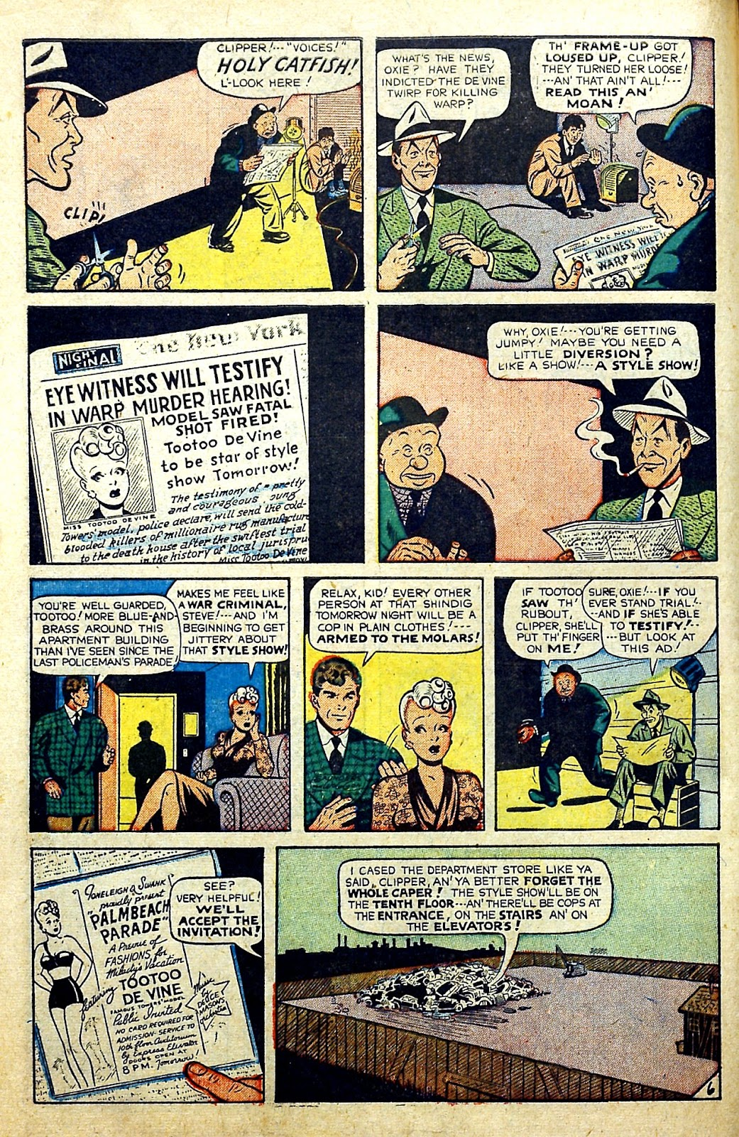 Read online Famous Funnies comic -  Issue #185 - 13
