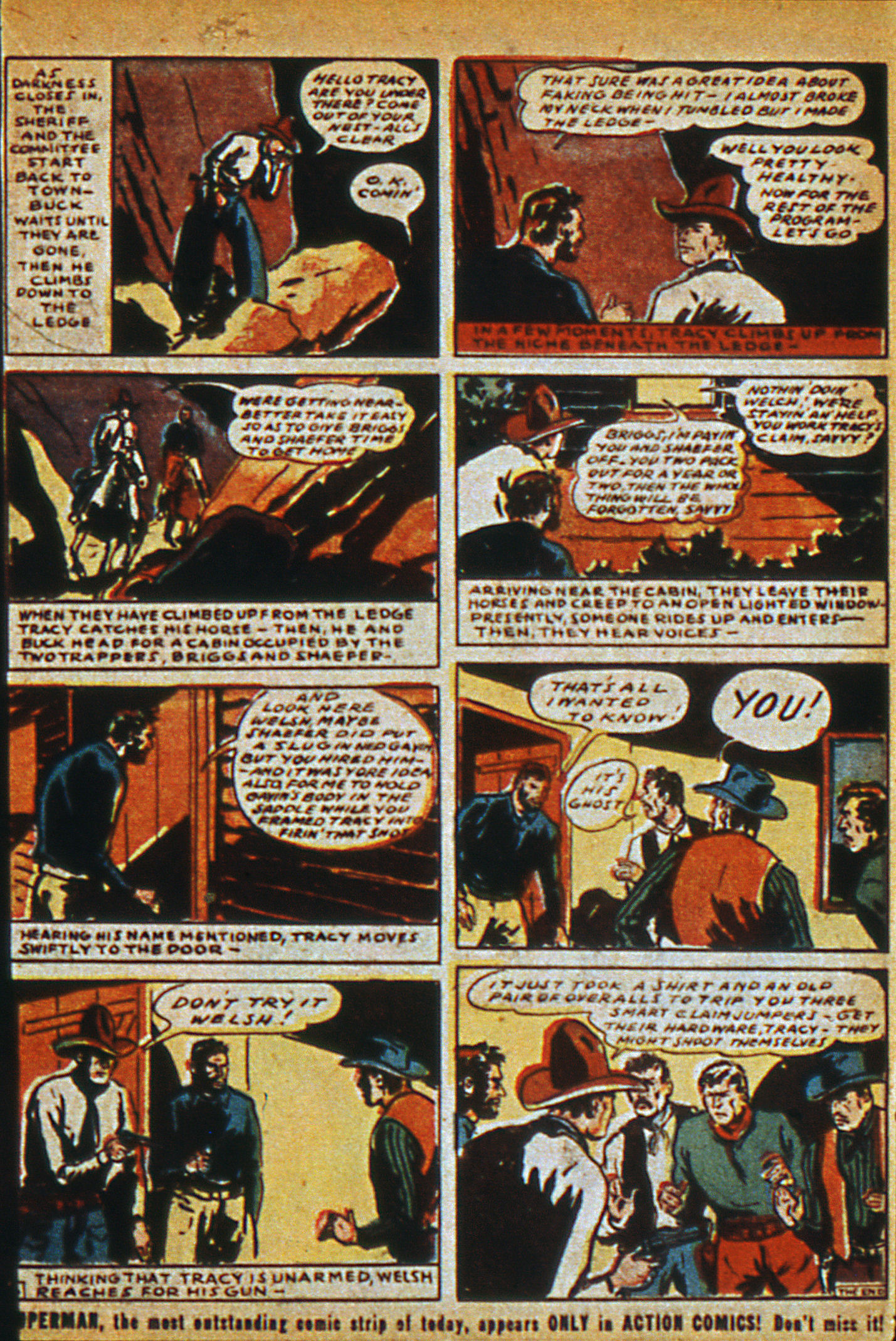 Read online Detective Comics (1937) comic -  Issue #36 - 29