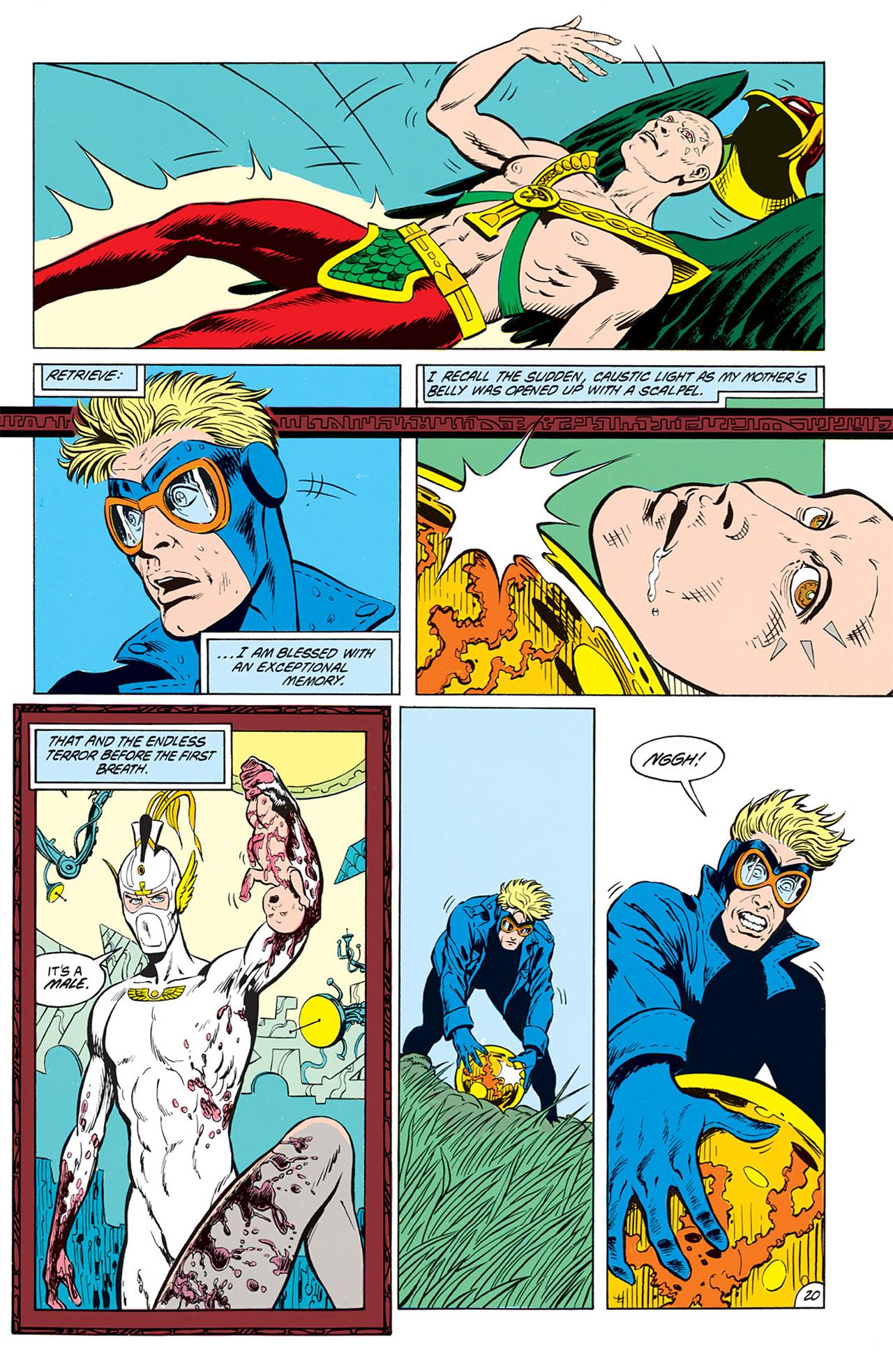 Read online Animal Man (1988) comic -  Issue #6 - 22