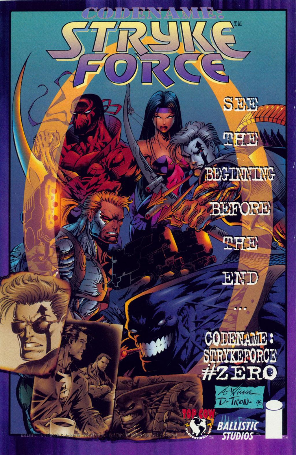 Read online Ballistic Studios Swimsuit Special comic -  Issue #1 - 27