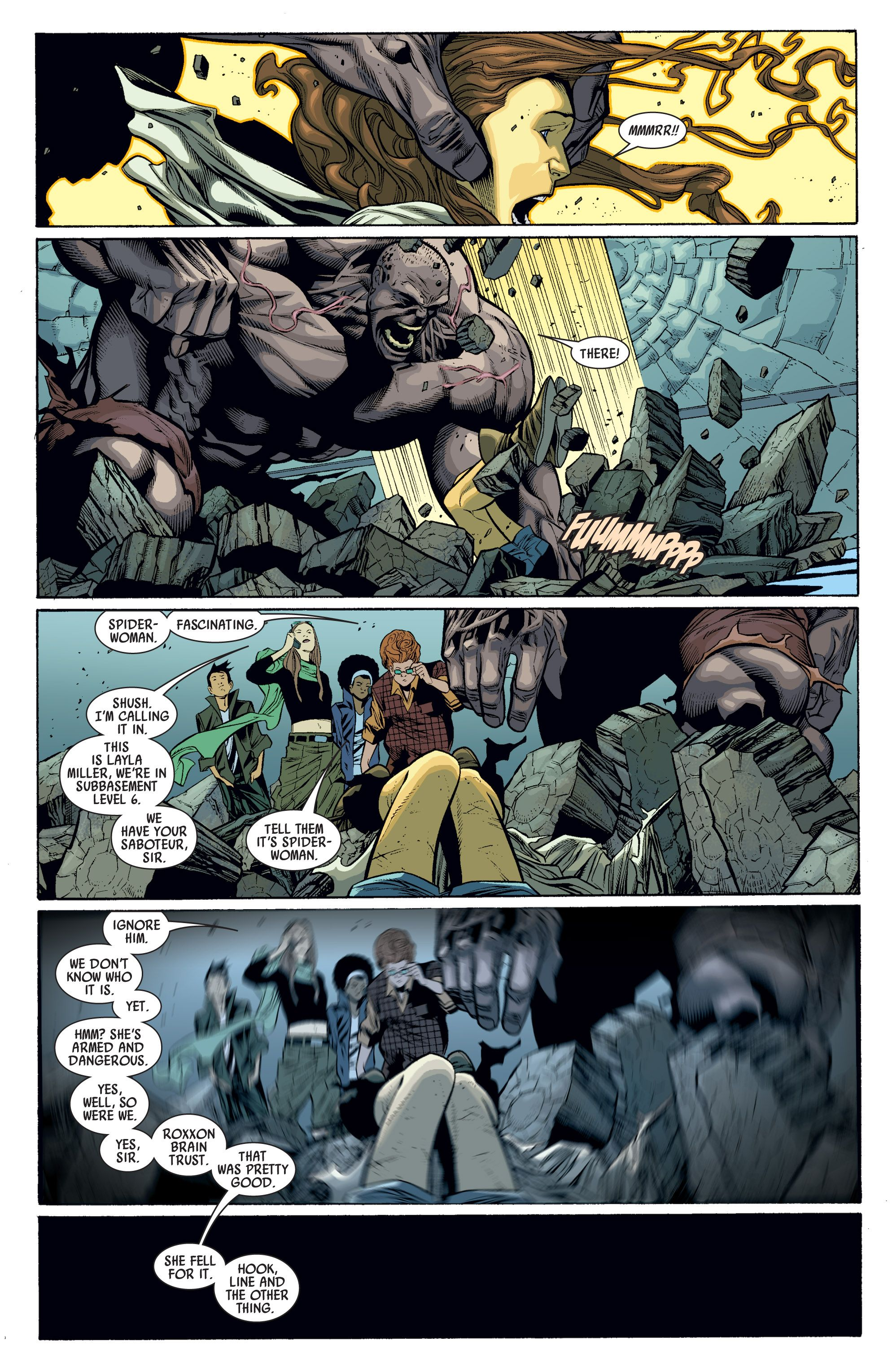 Read online Ultimate Comics Doomsday comic -  Issue # Full - 161