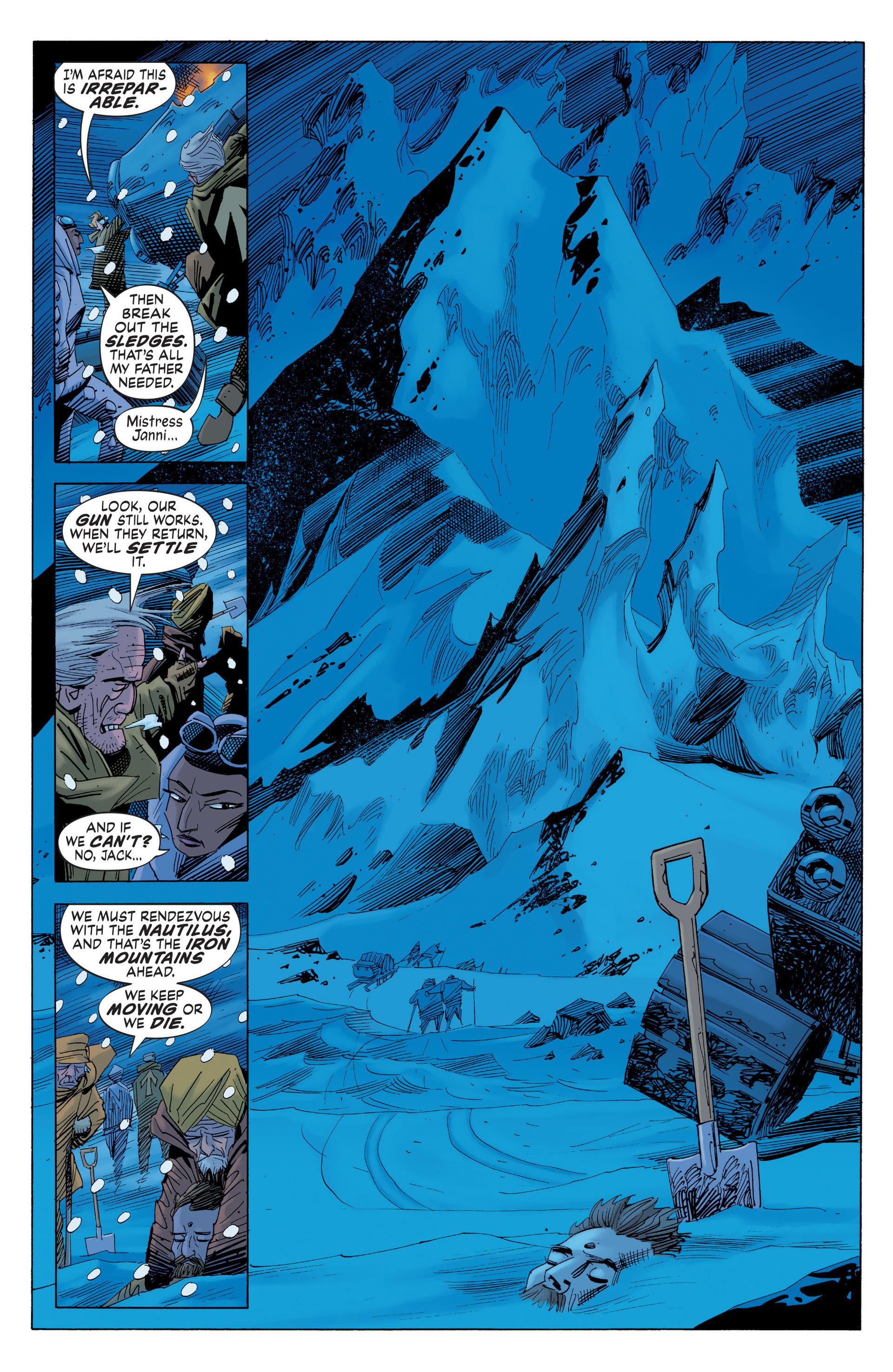 Read online Nemo: Heart of Ice comic -  Issue # Full - 21
