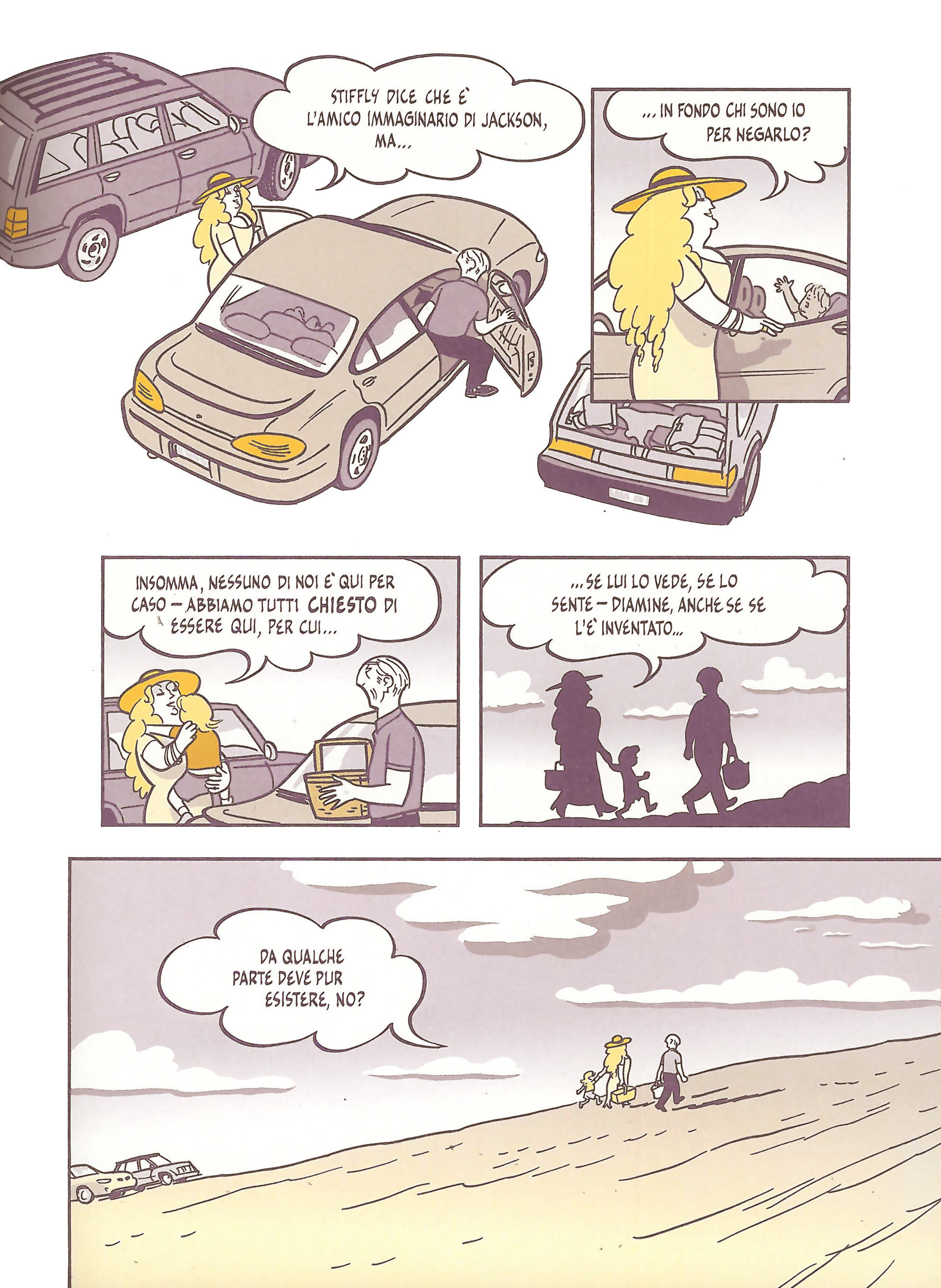 Read online Asterios Polyp comic -  Issue #Asterios Polyp TPB - 182