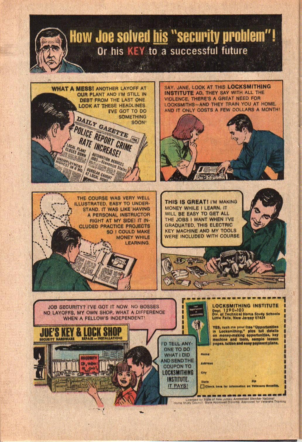 Read online Shazam! (1973) comic -  Issue #6 - 28